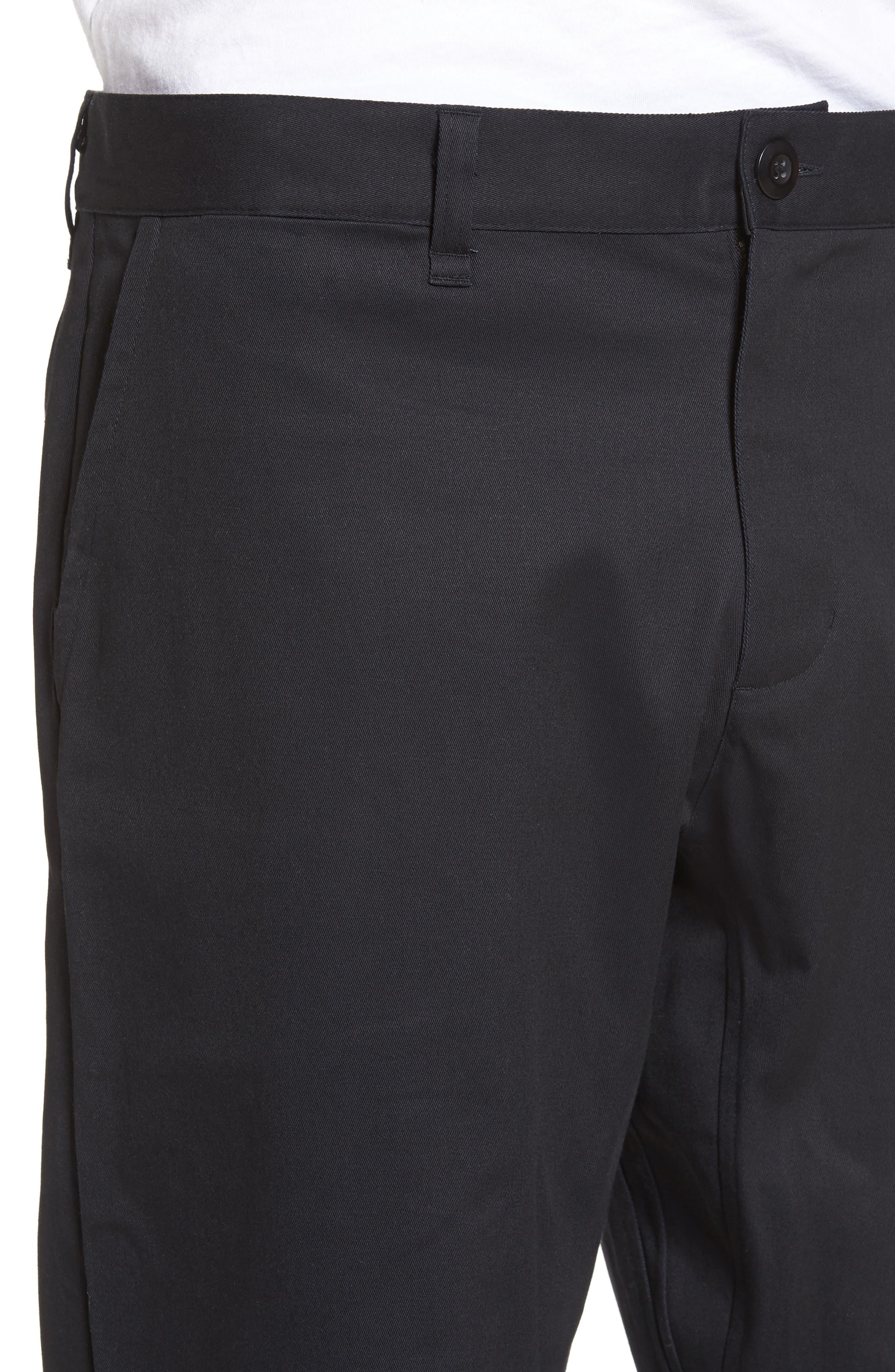 Alternate Image 4  - Nike Sportswear Flex Icon Chino Pants