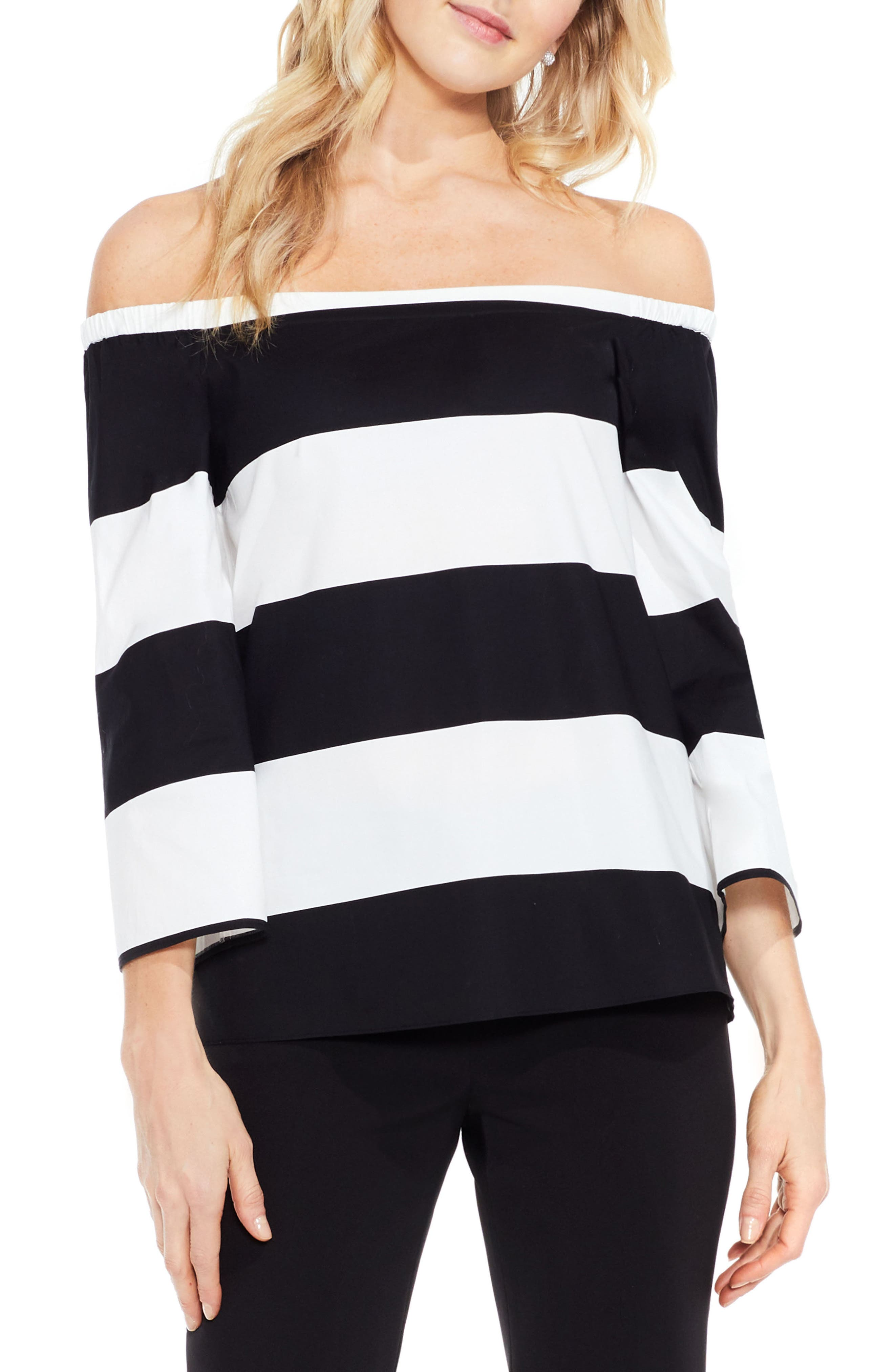 Vince Camuto Camden Off the Shoulder Top