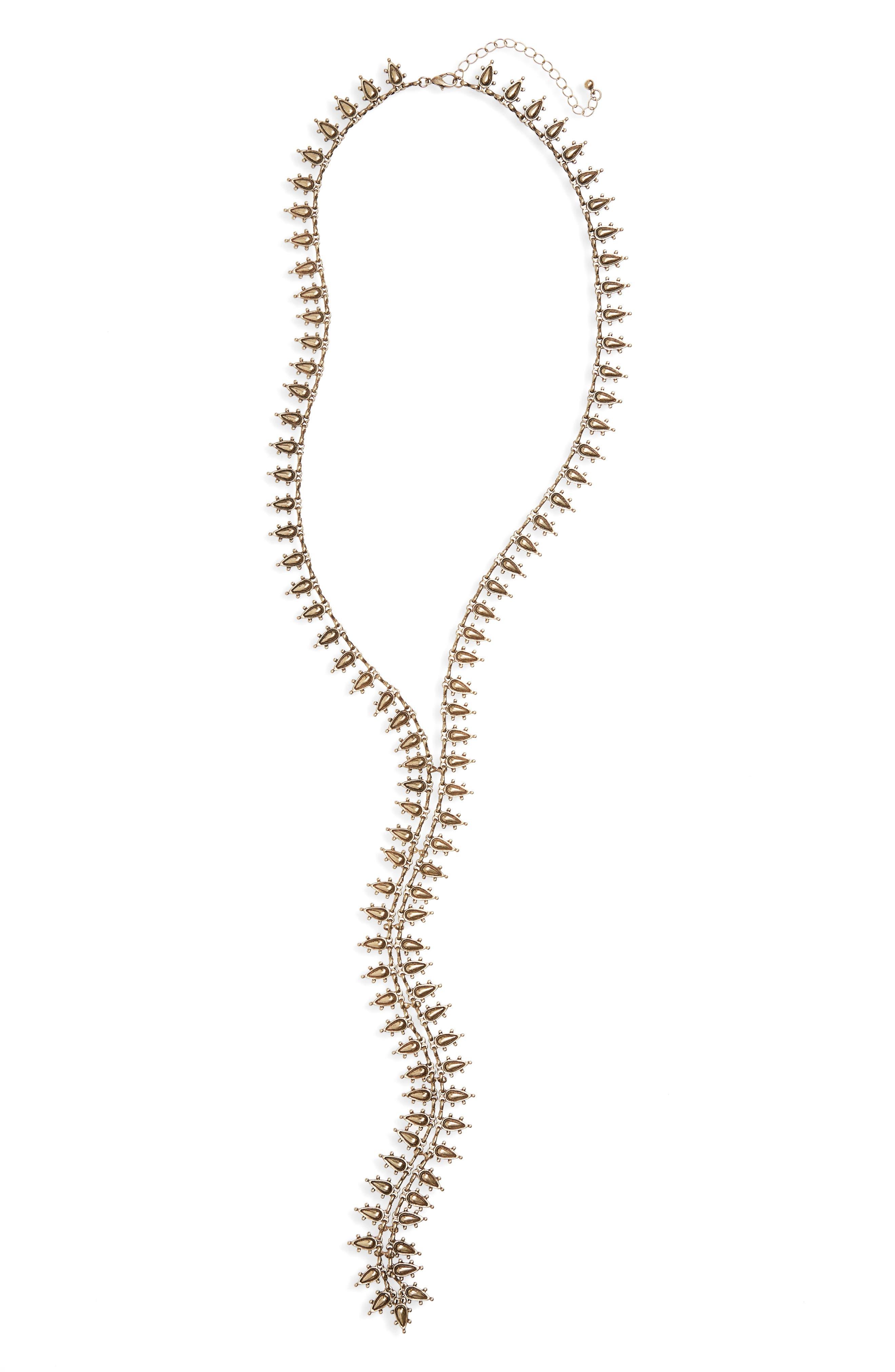 PANACEA Y-Necklace