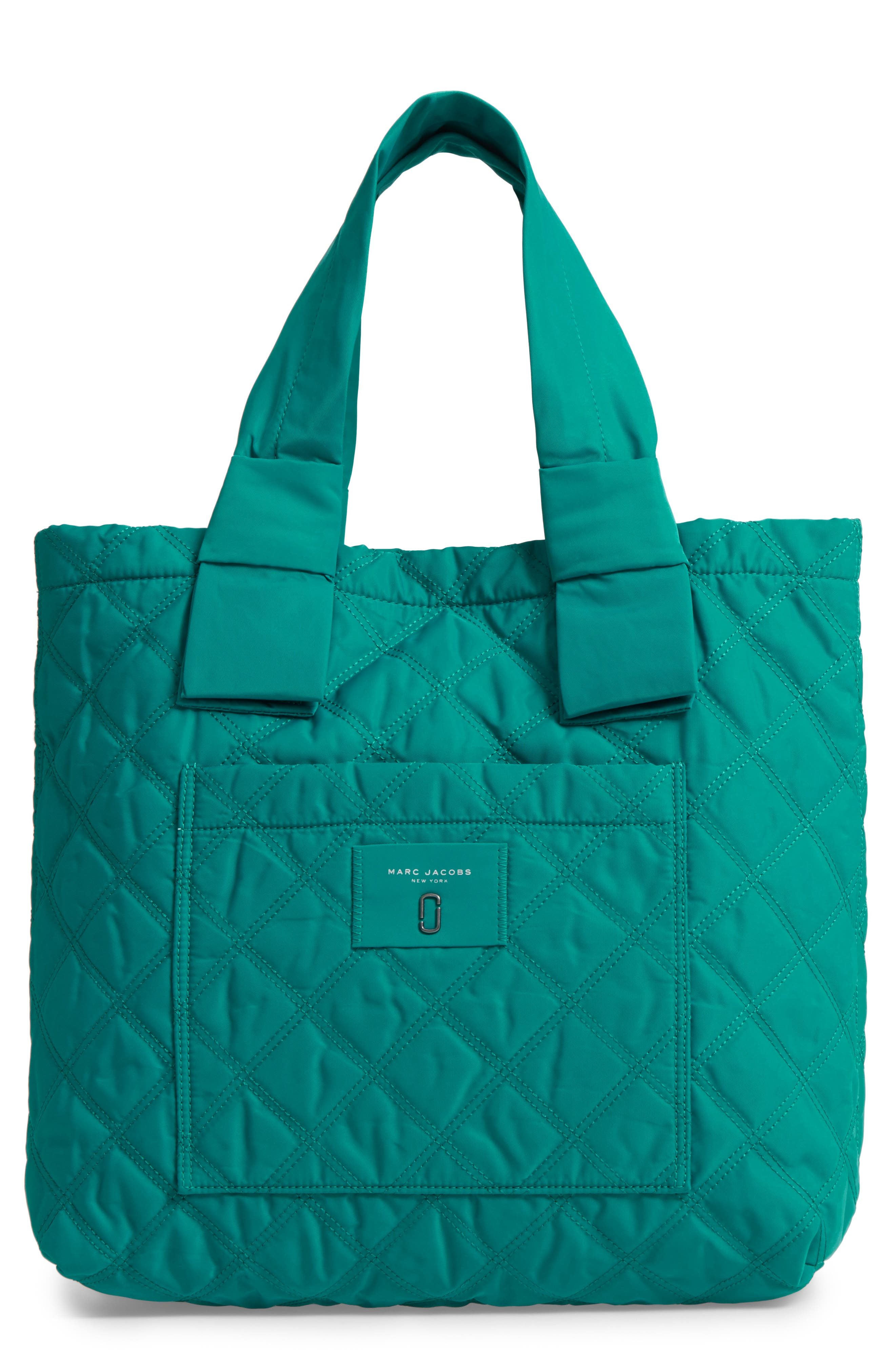 Knot Tote,                         Main,                         color, Peacock