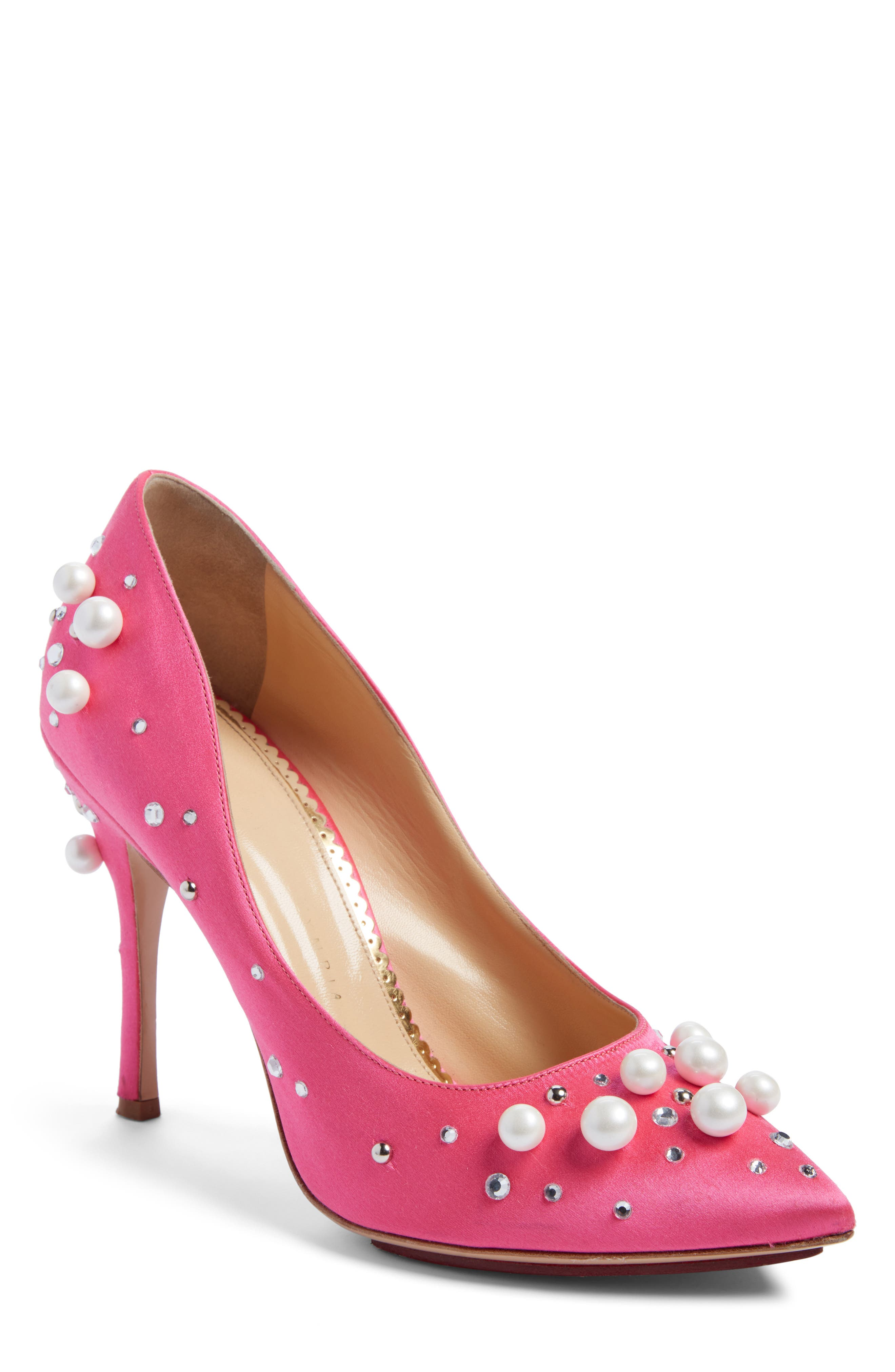 Charlotte Olympia Precious Bacall Pump (Women)