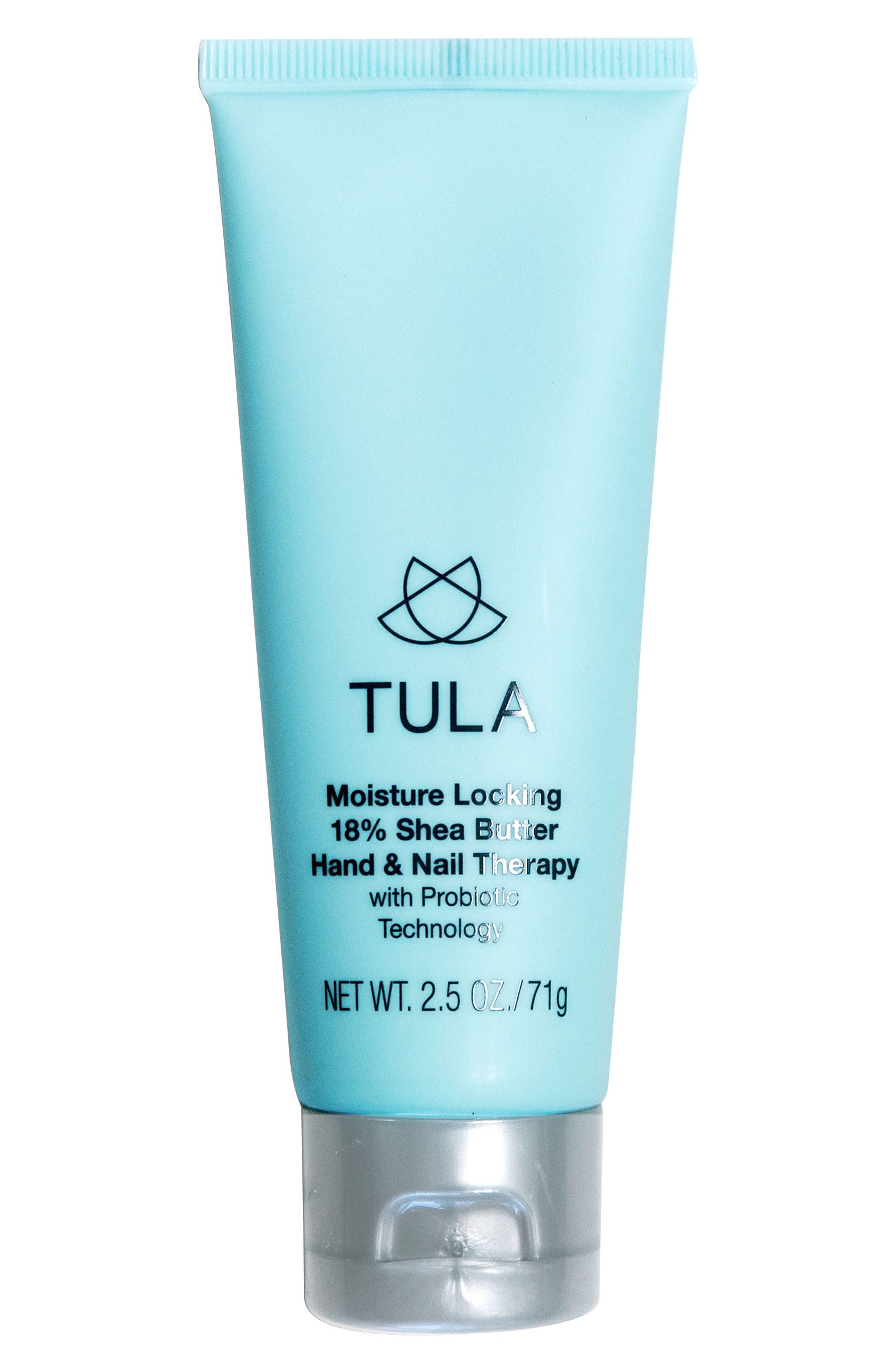 Main Image - Tula Probiotic Skincare Moisture Locking Shea Butter Hand & Nail Therapy