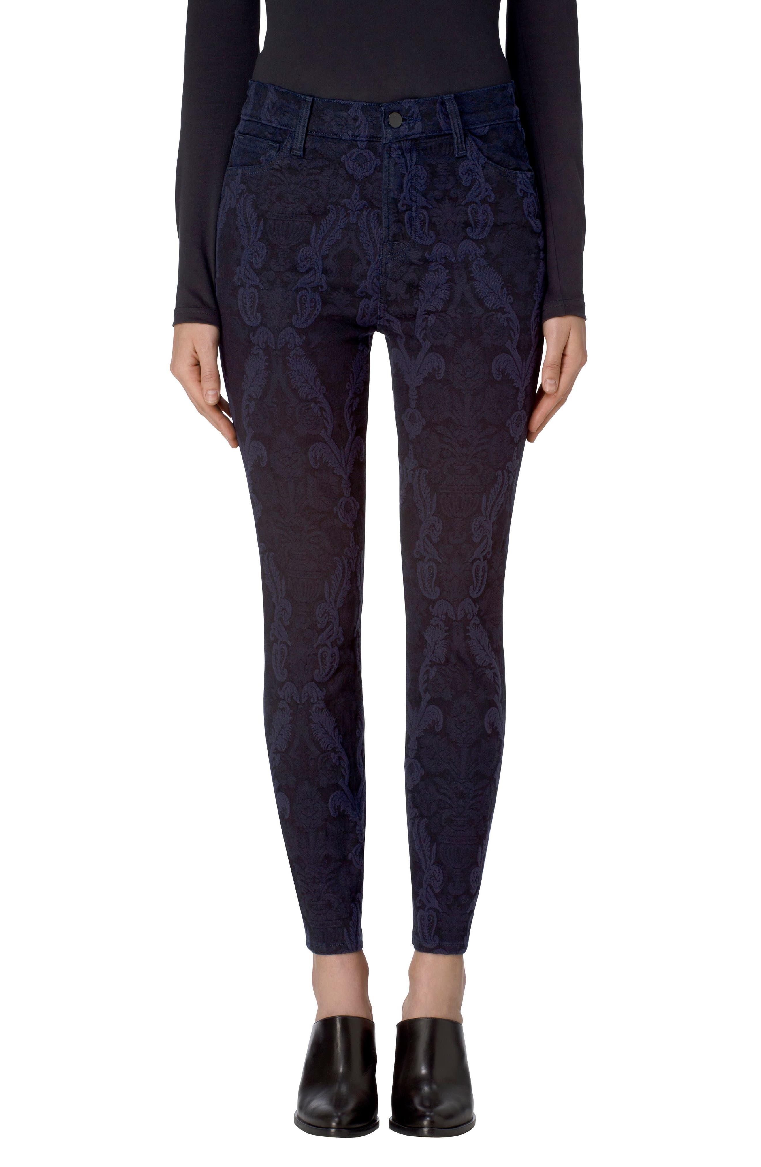 J Brand 620 Mid Rise Super Skinny Jeans (Ascend)