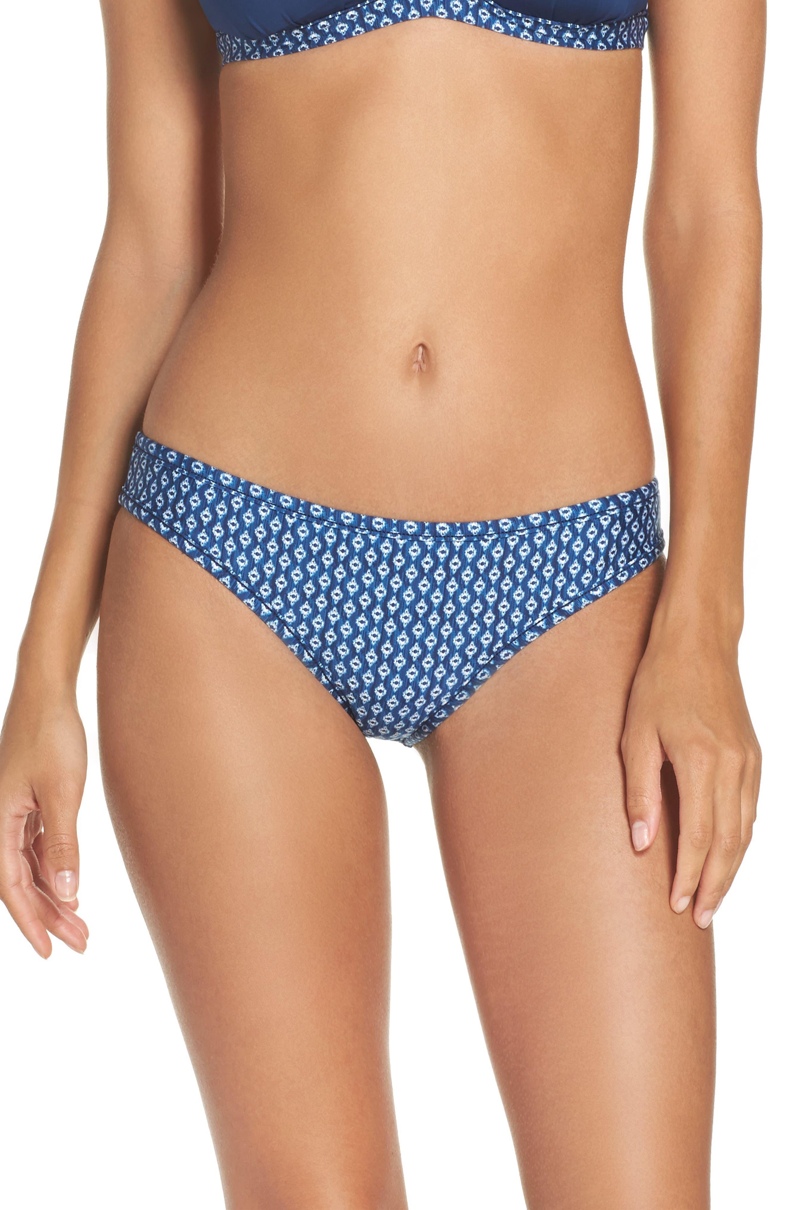 Alternate Image 2  - Lucky Brand Nomad Reversible Bikini Bottoms