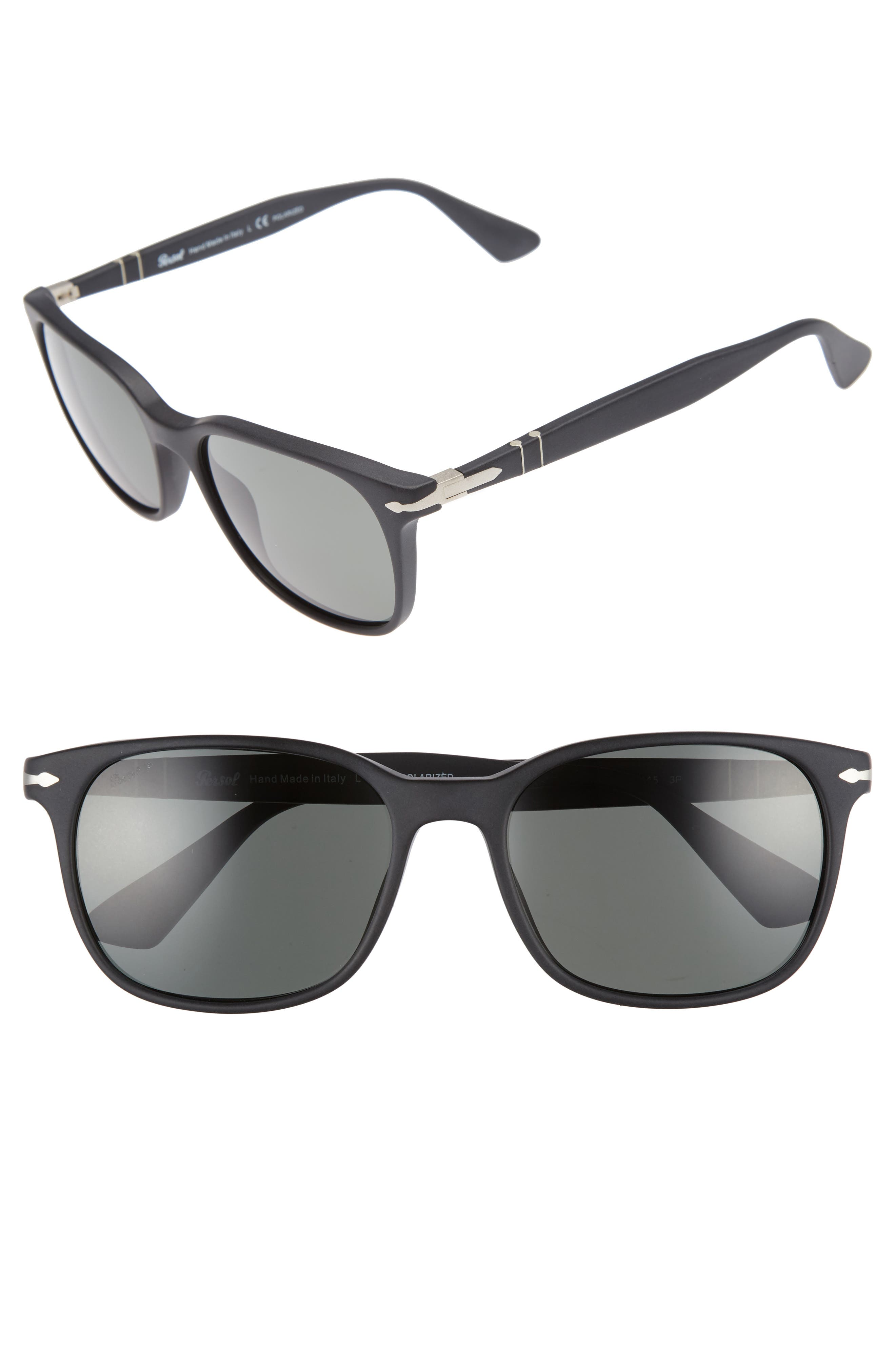 Main Image - Persol Officina 56mm Polarized Sungasses
