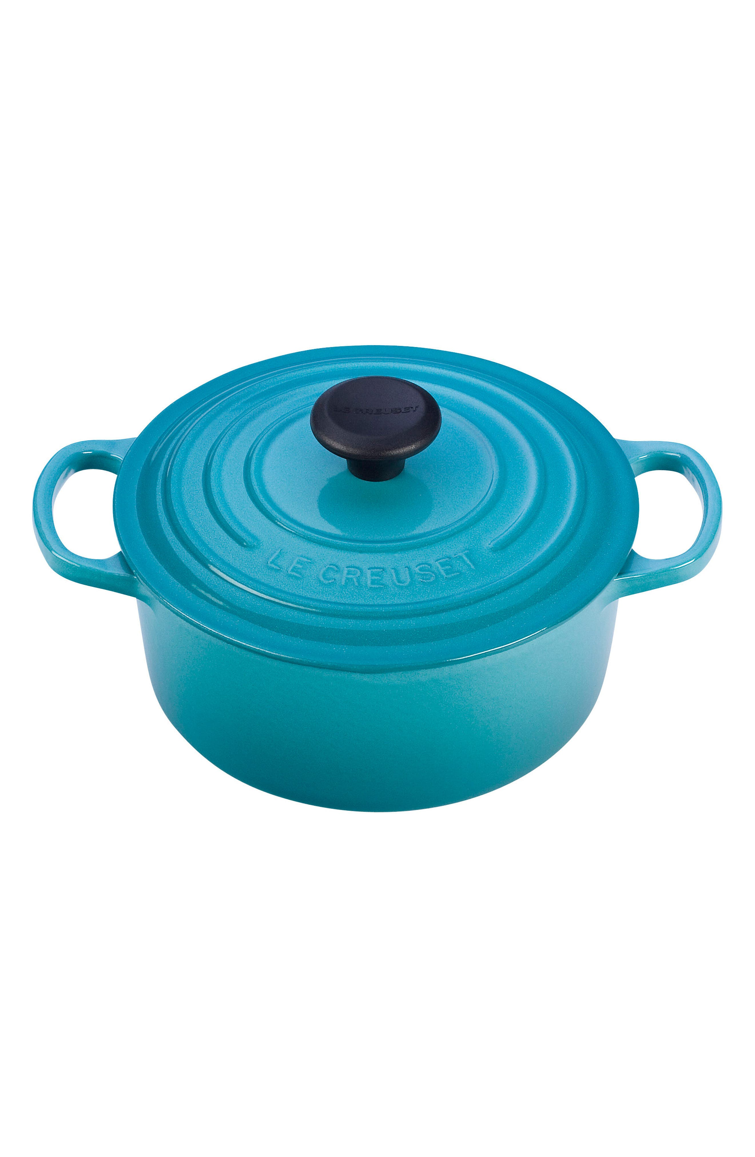 Le Creuset Signature 2-Quart Round Enamel Cast Iron French/Dutch Oven