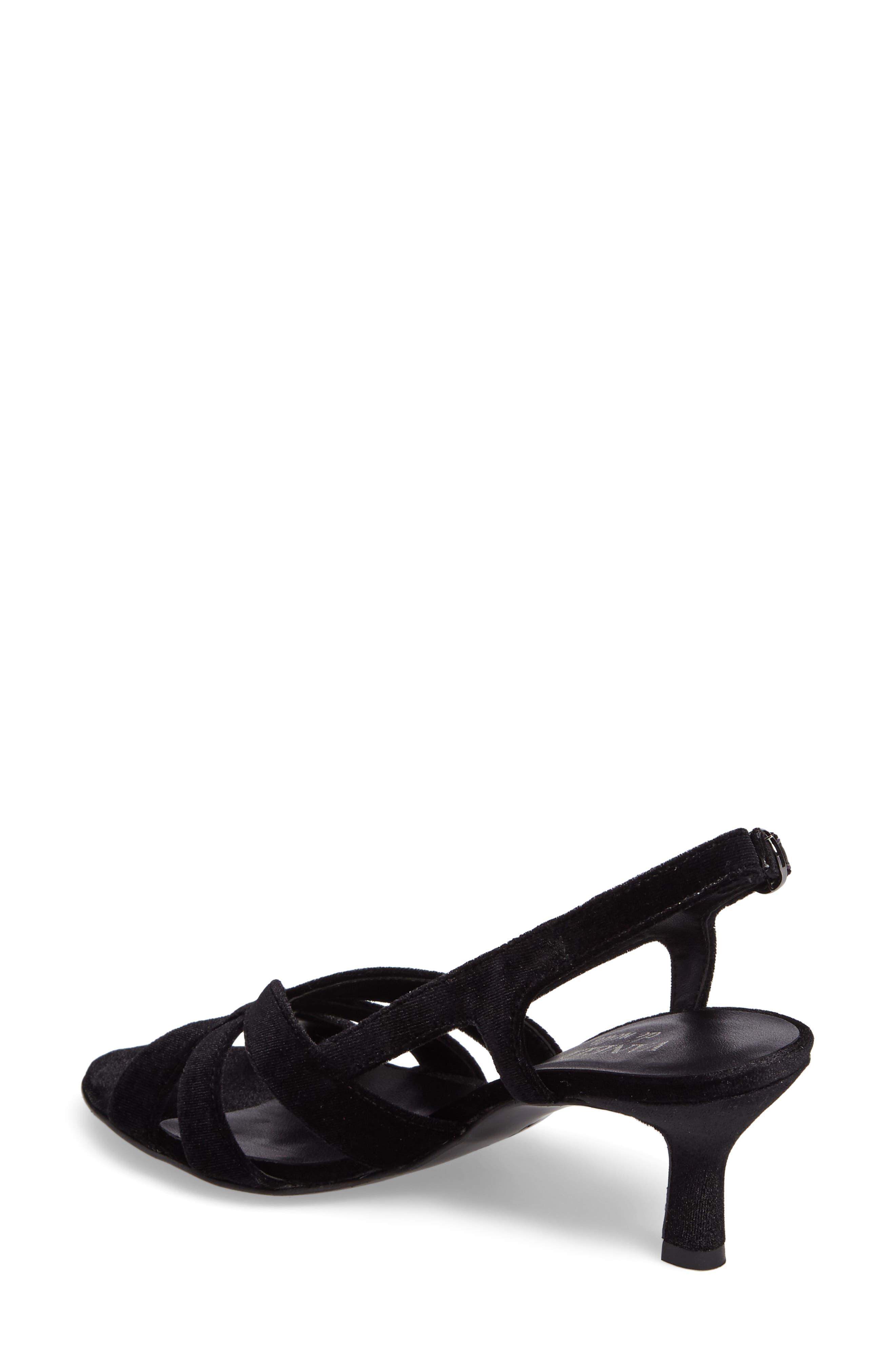 Alternate Image 2  - VANELi Maeve Slingback Sandal (Women)