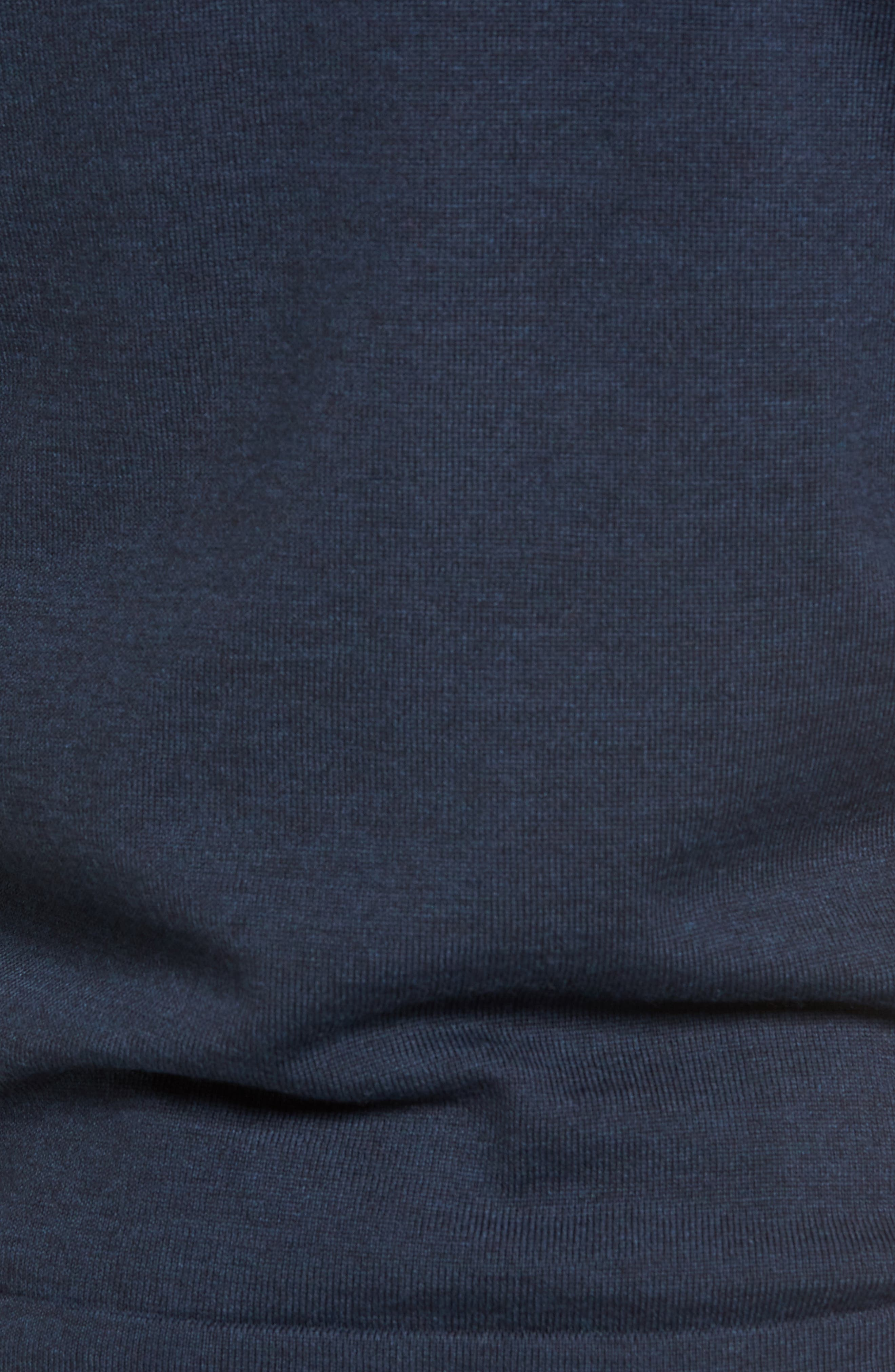 Alternate Image 5  - Nordstrom Men's Shop Merino Button Front Sweater Vest