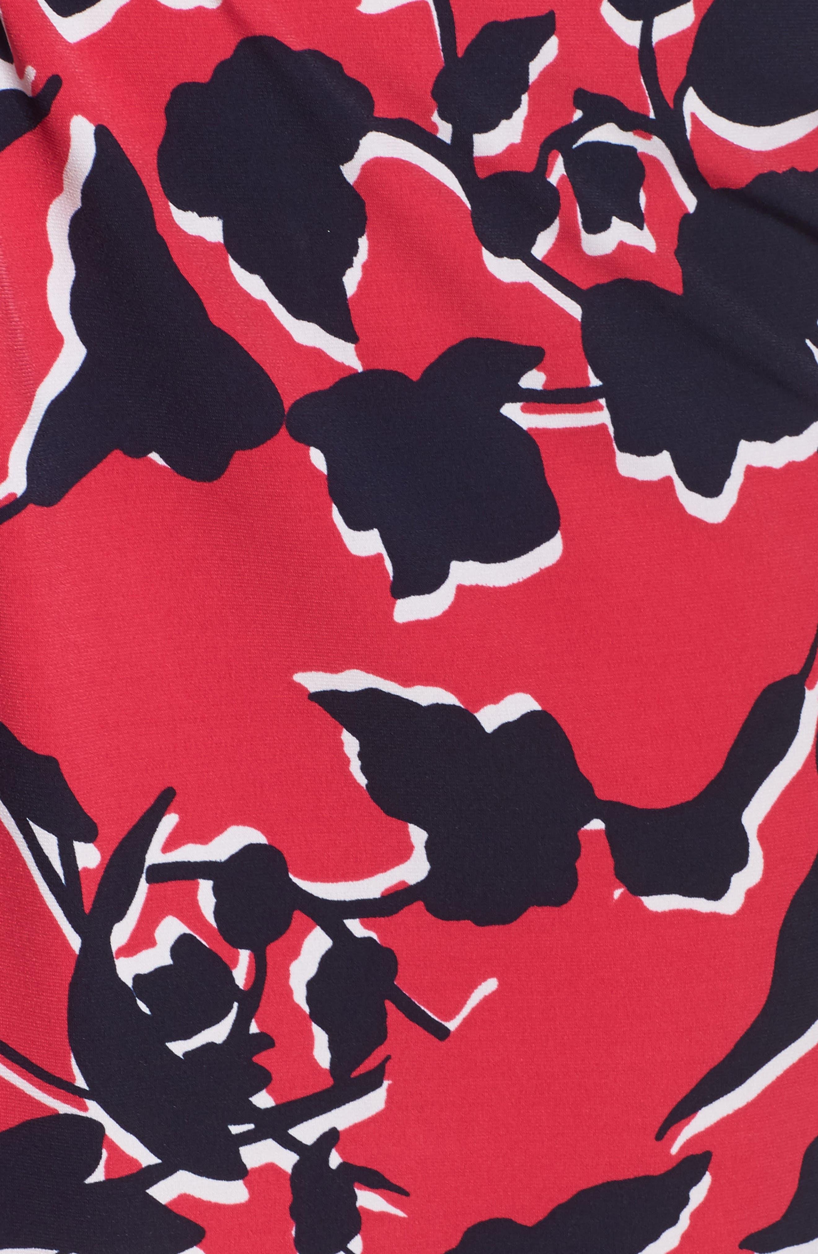 Alternate Image 5  - Leota Twist Front Jersey Dress (Plus Size)