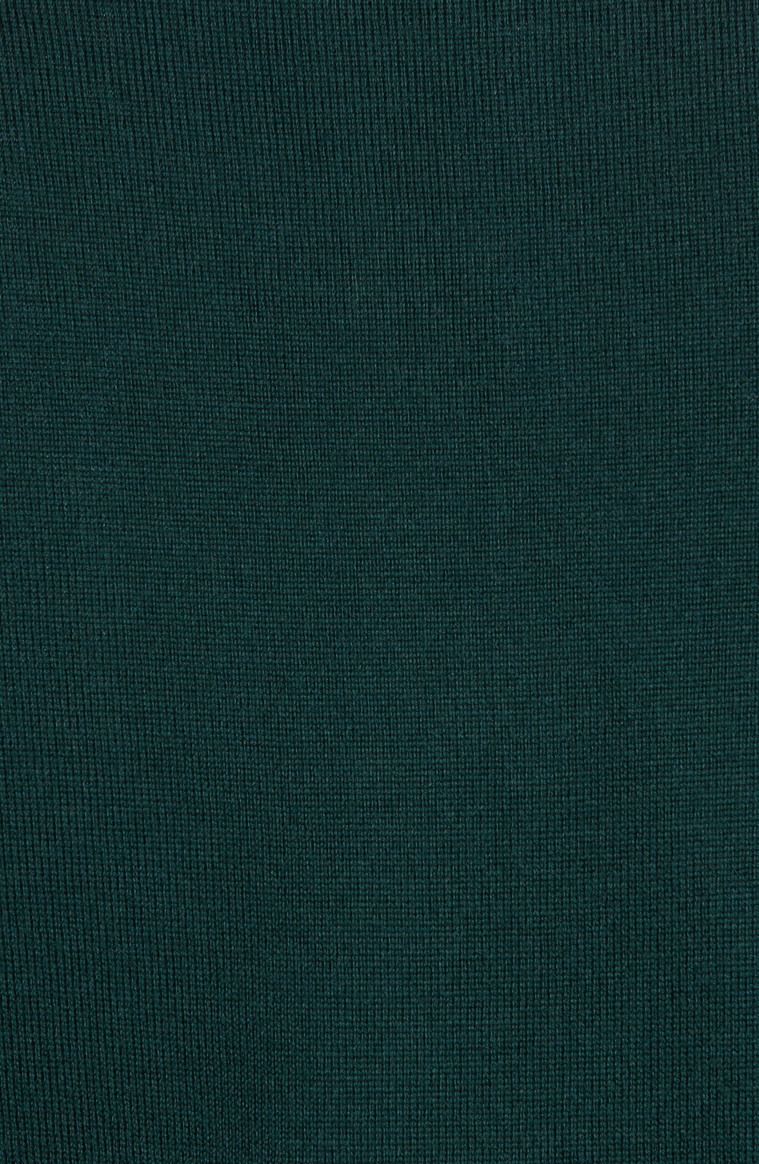 Alternate Image 5  - Nordstrom Men's Shop Quarter Zip Wool Pullover