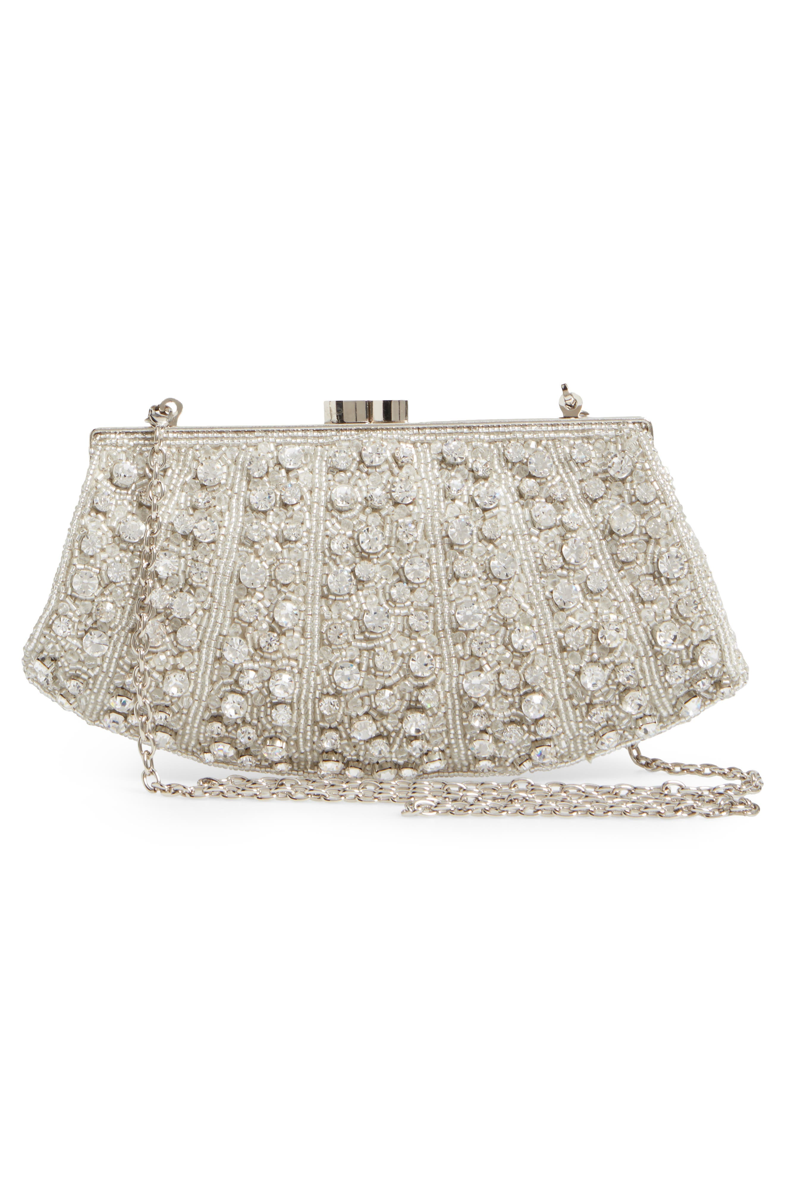 Alternate Image 2  - Nordstrom Crystal Rivoli Clutch