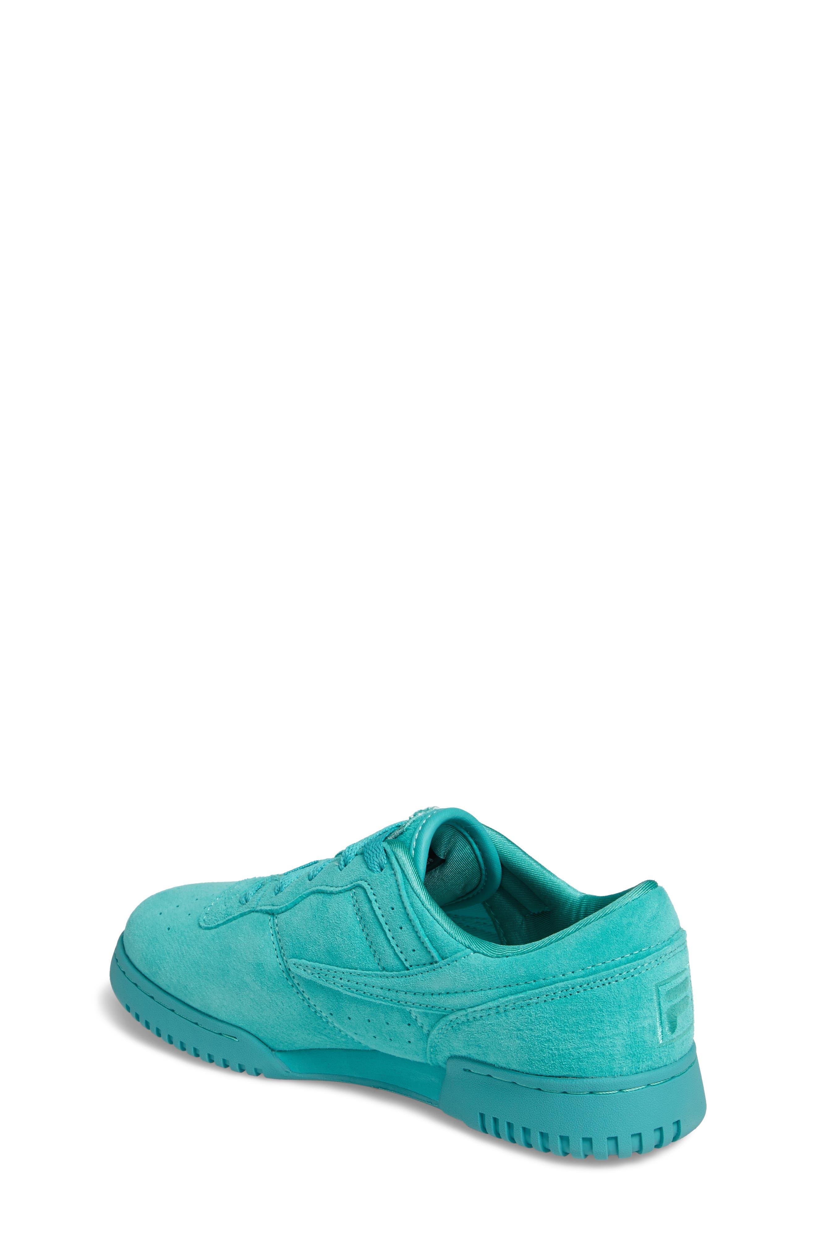 Original Fitness Sneaker,                             Alternate thumbnail 2, color,                             Sea Foam