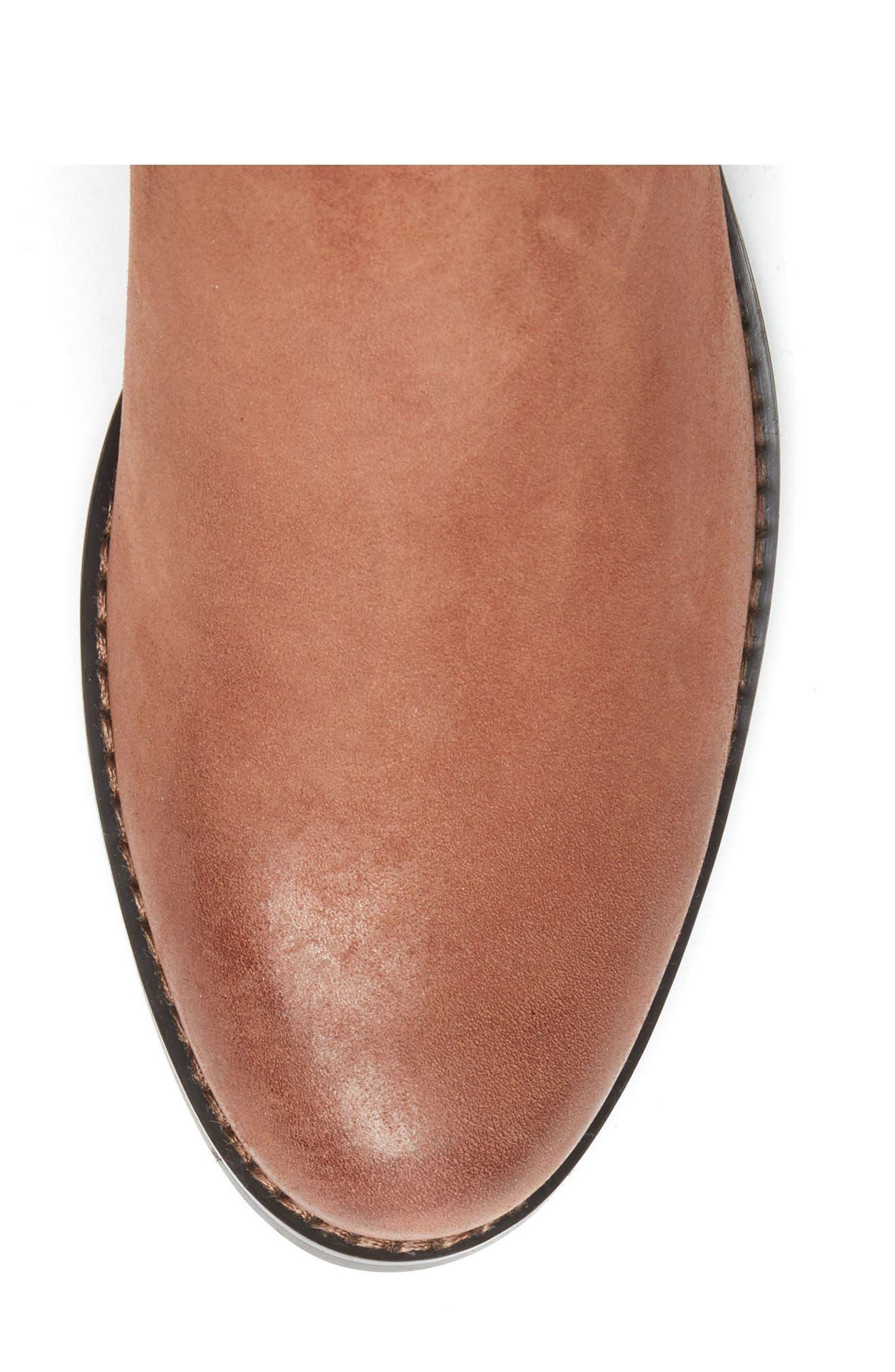 Alternate Image 5  - Blondo 'Velvet' Waterproof Riding Boot (Women) (Regular & Wide Calf)