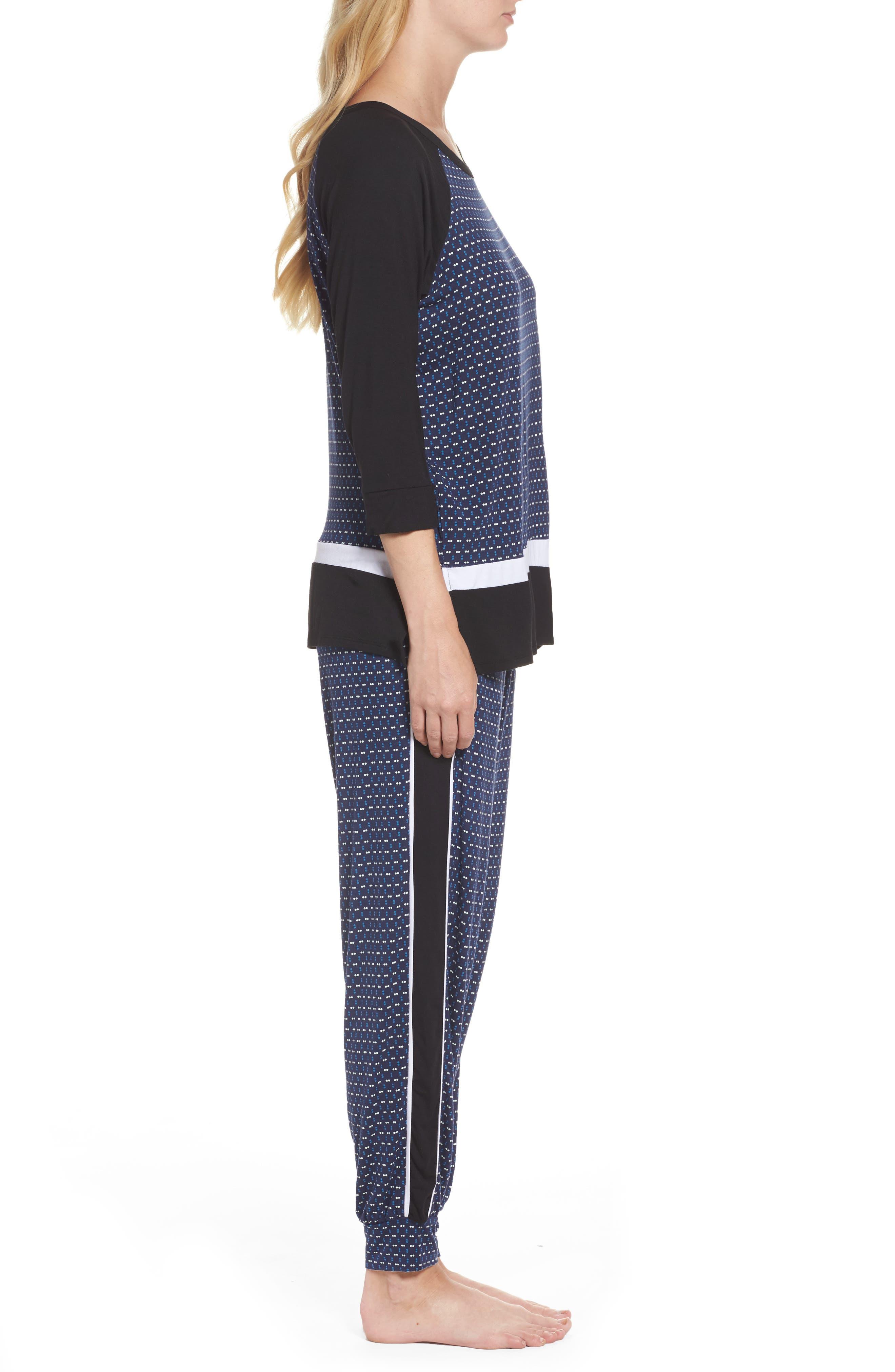 Alternate Image 6  - DKNY Sleep Jogger Pants