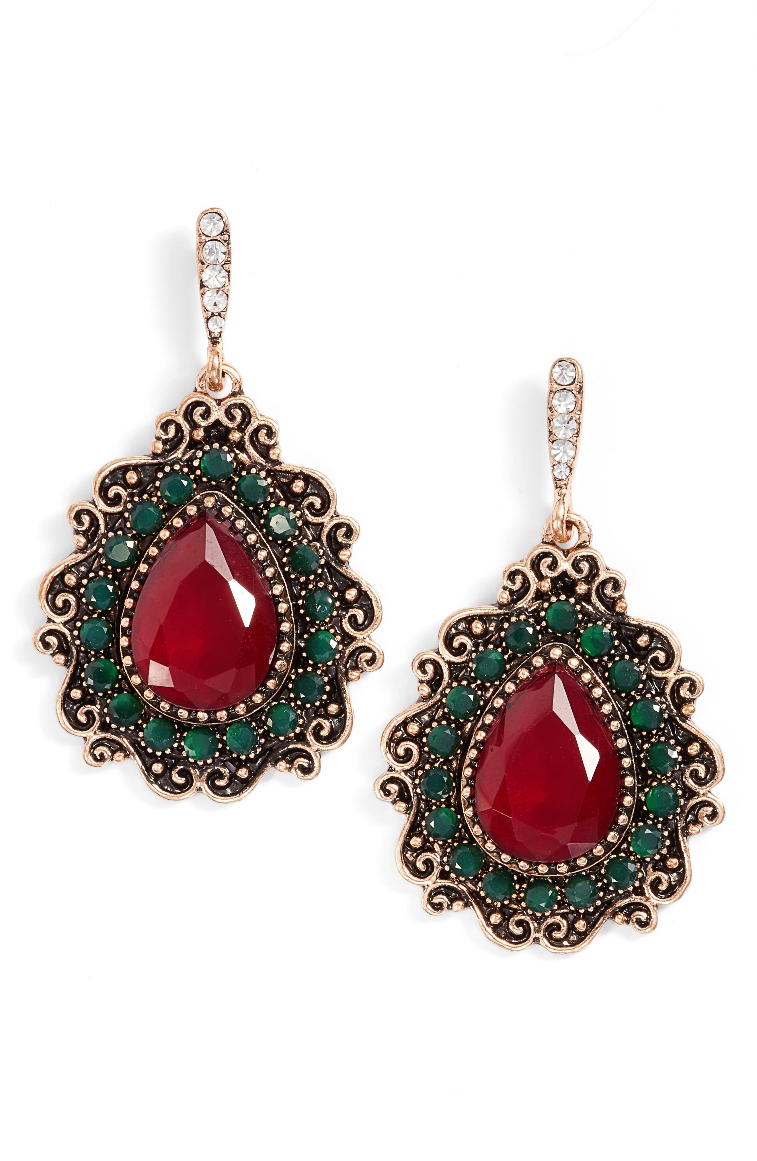 Sareh by Sareh Nouri Yalda Teardrop Earrings