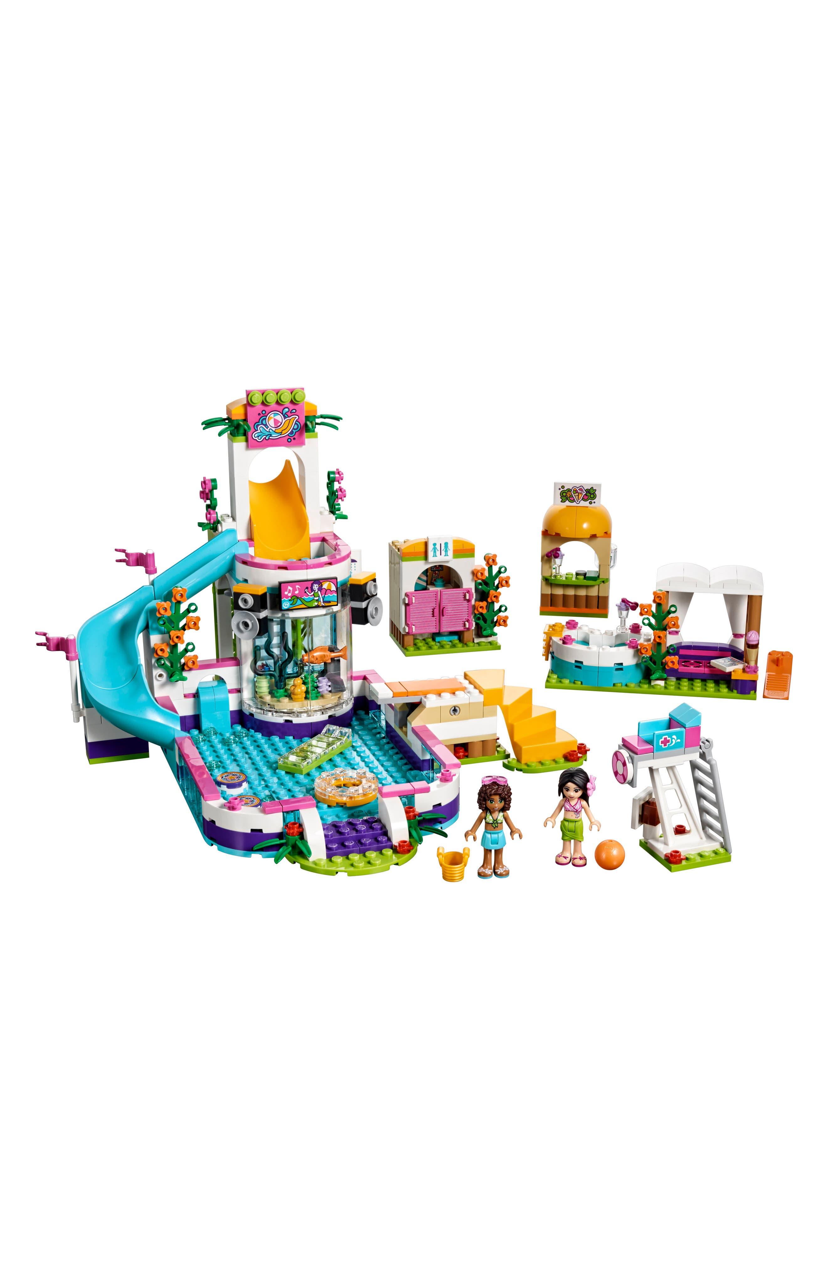 Alternate Image 3  - LEGO® Friends™ Heartlake Summer Pool - 41313