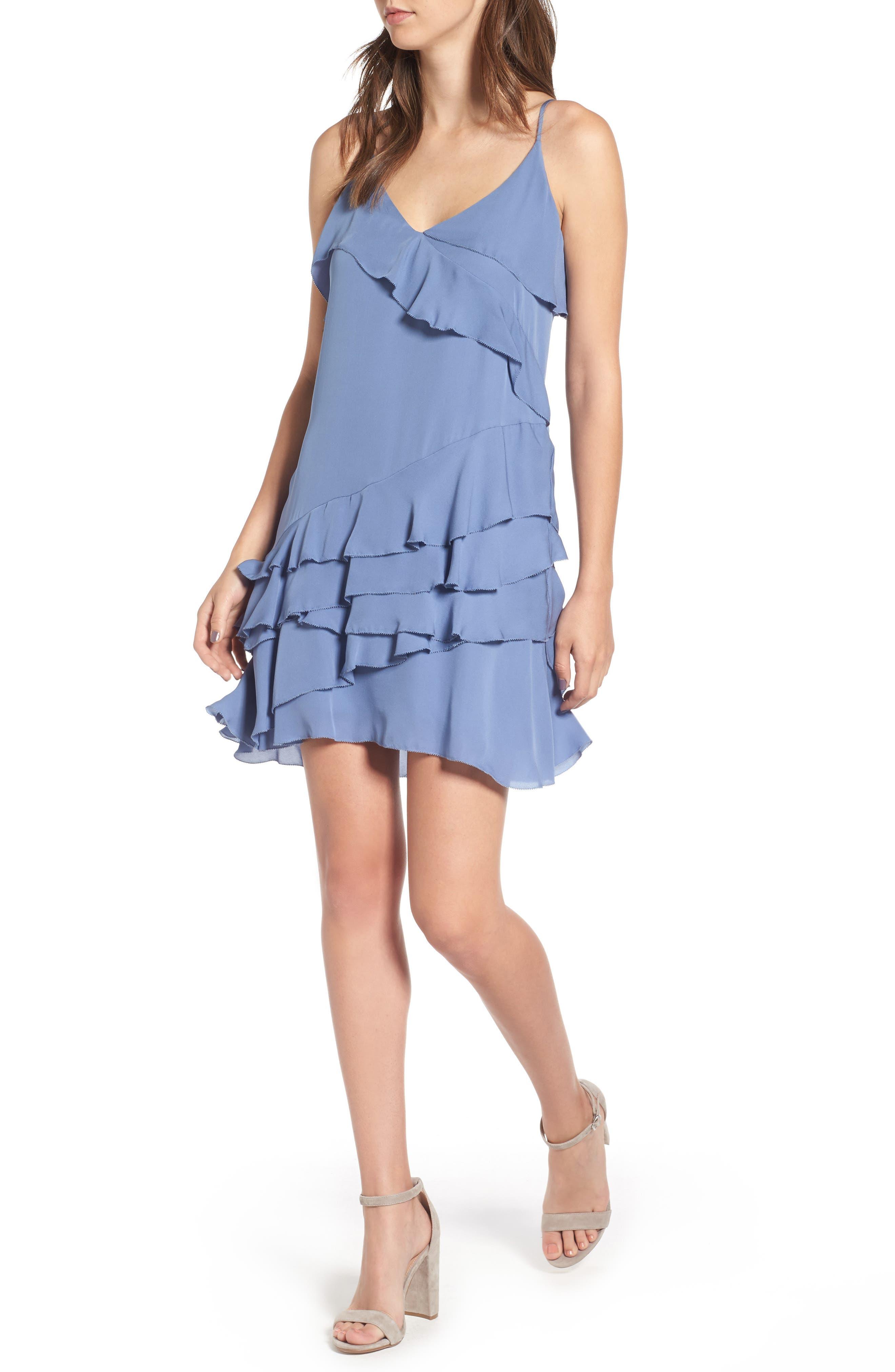 Alternate Image 1 Selected - Parker Athens Dress