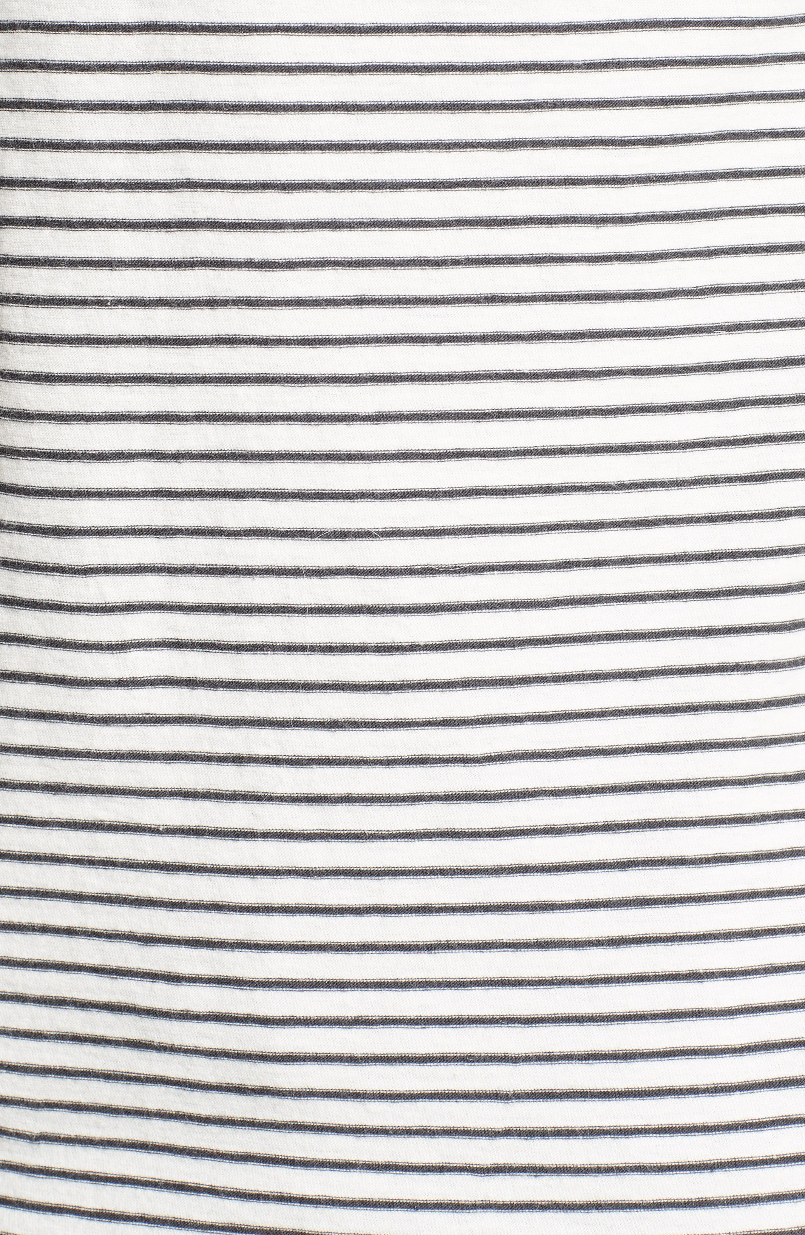 Alternate Image 5  - Levi's® Made & Crafted™ Stripe Henley