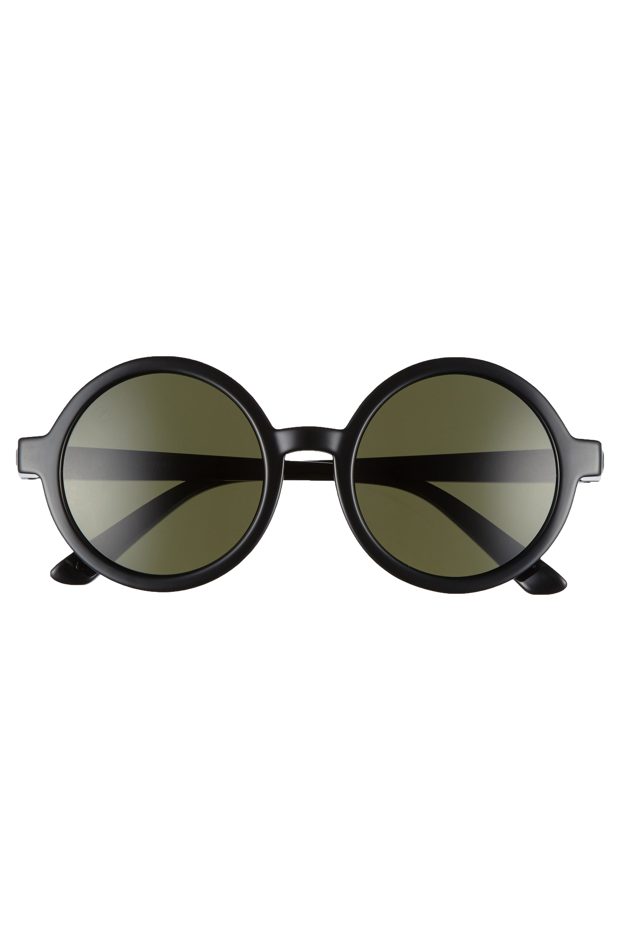 Alternate Image 3  - ELECTRIC Lunar 51mm Round Polarized Sunglasses