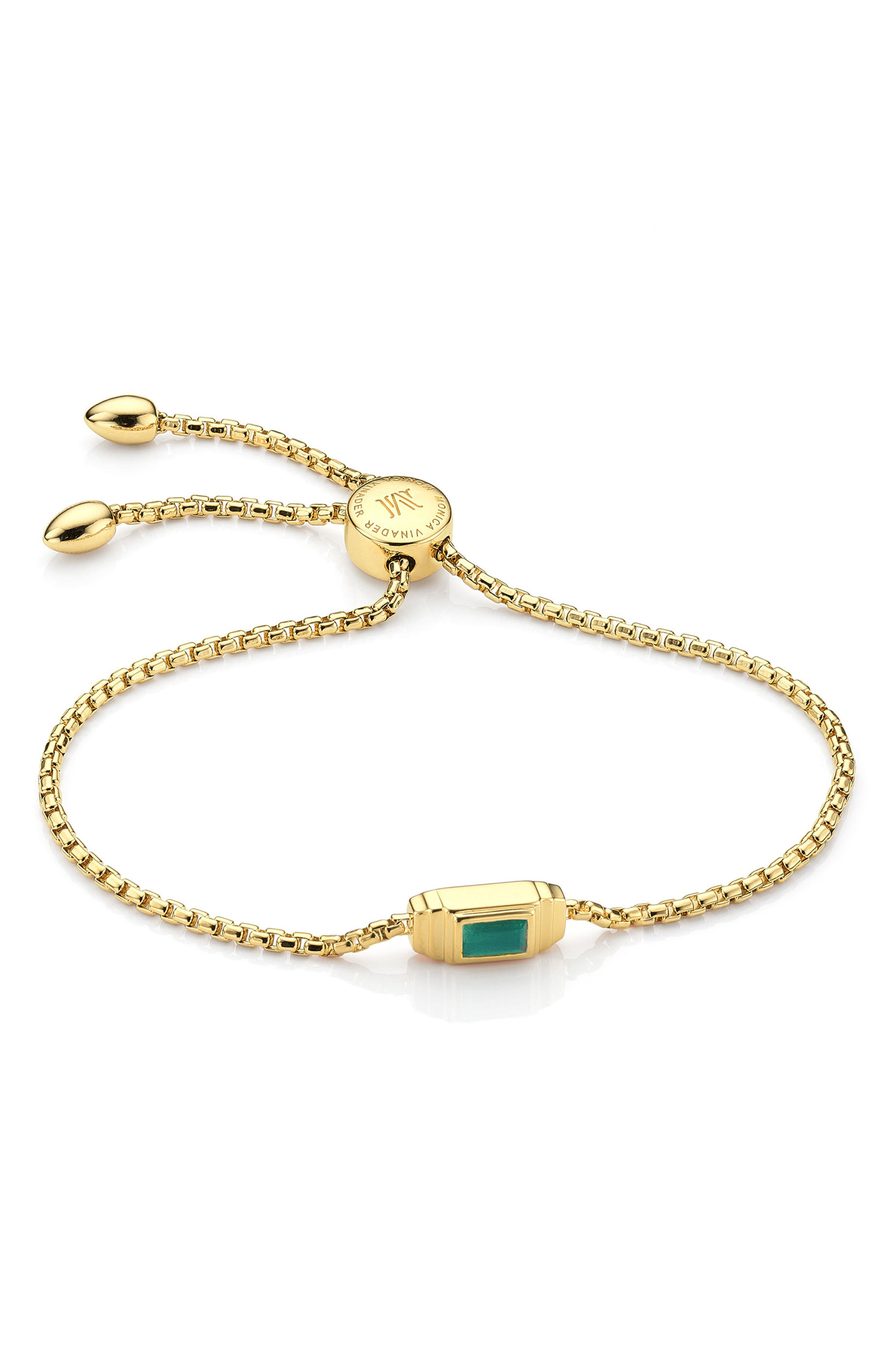 MONICA VINADER Baja Deco Friendship Bracelet