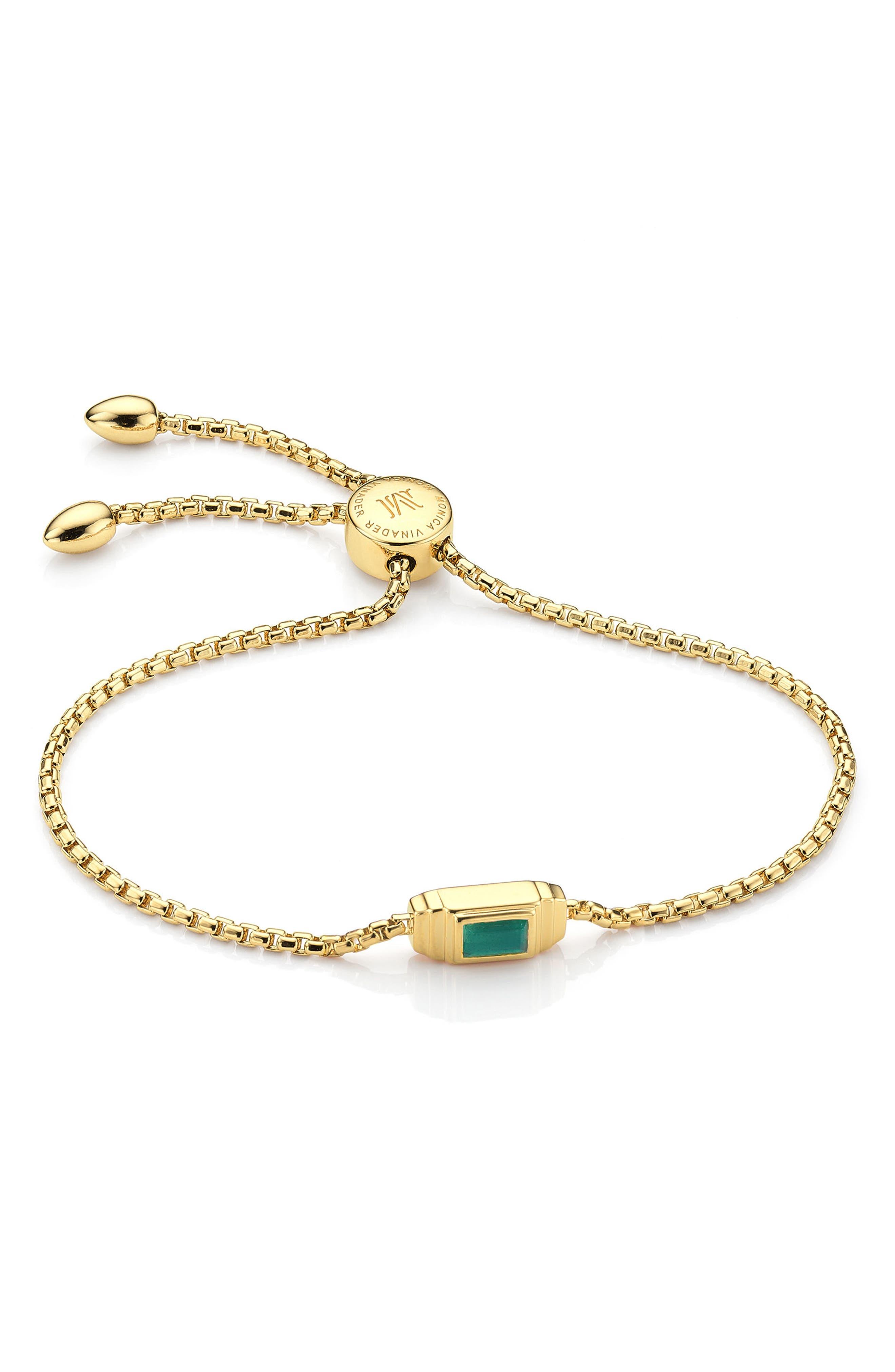 Monica Vinader Baja Deco Friendship Bracelet