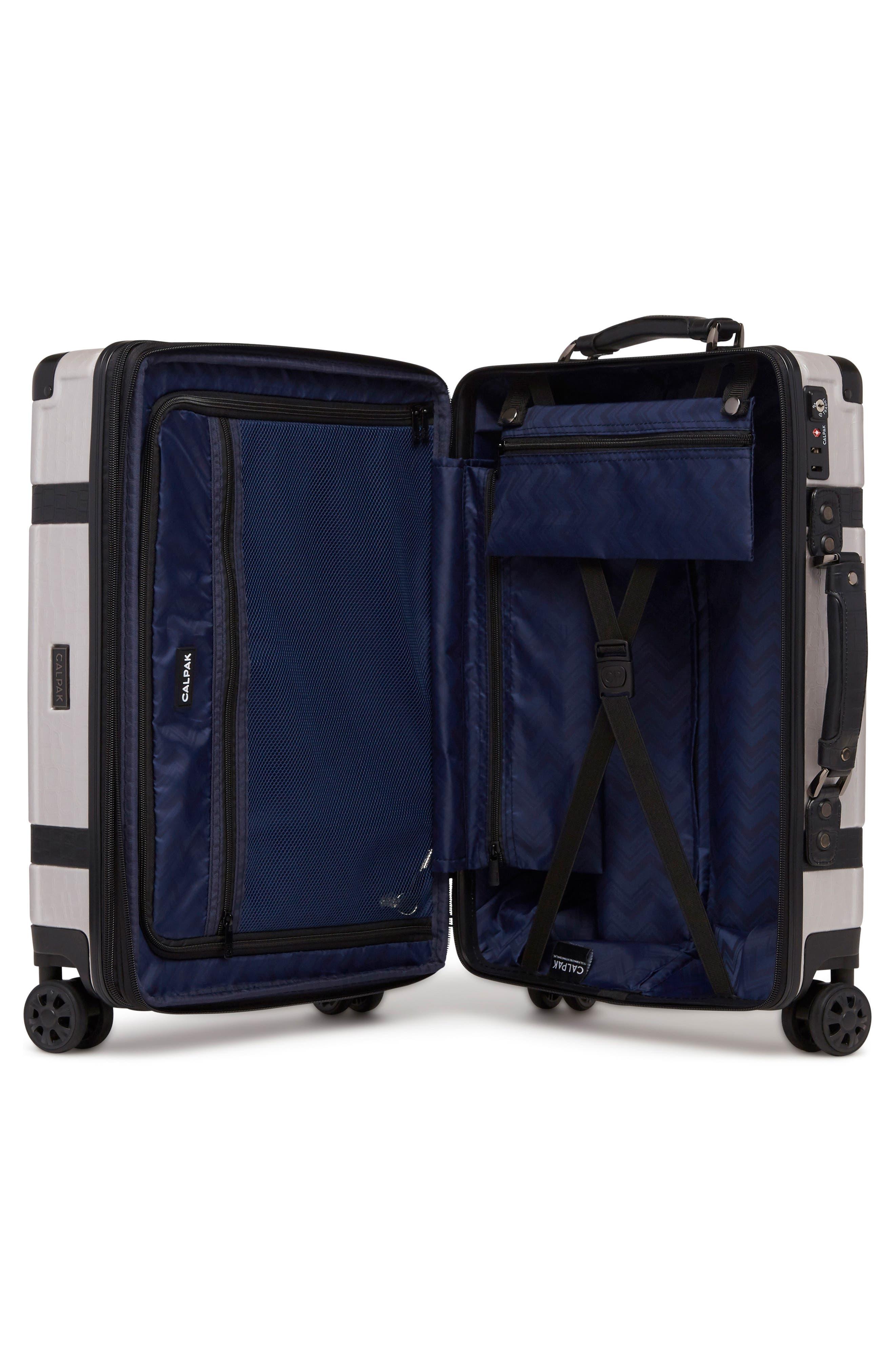 Alternate Image 3  - CALPAK 22-Inch & 30-Inch Trunk Rolling Luggage Set