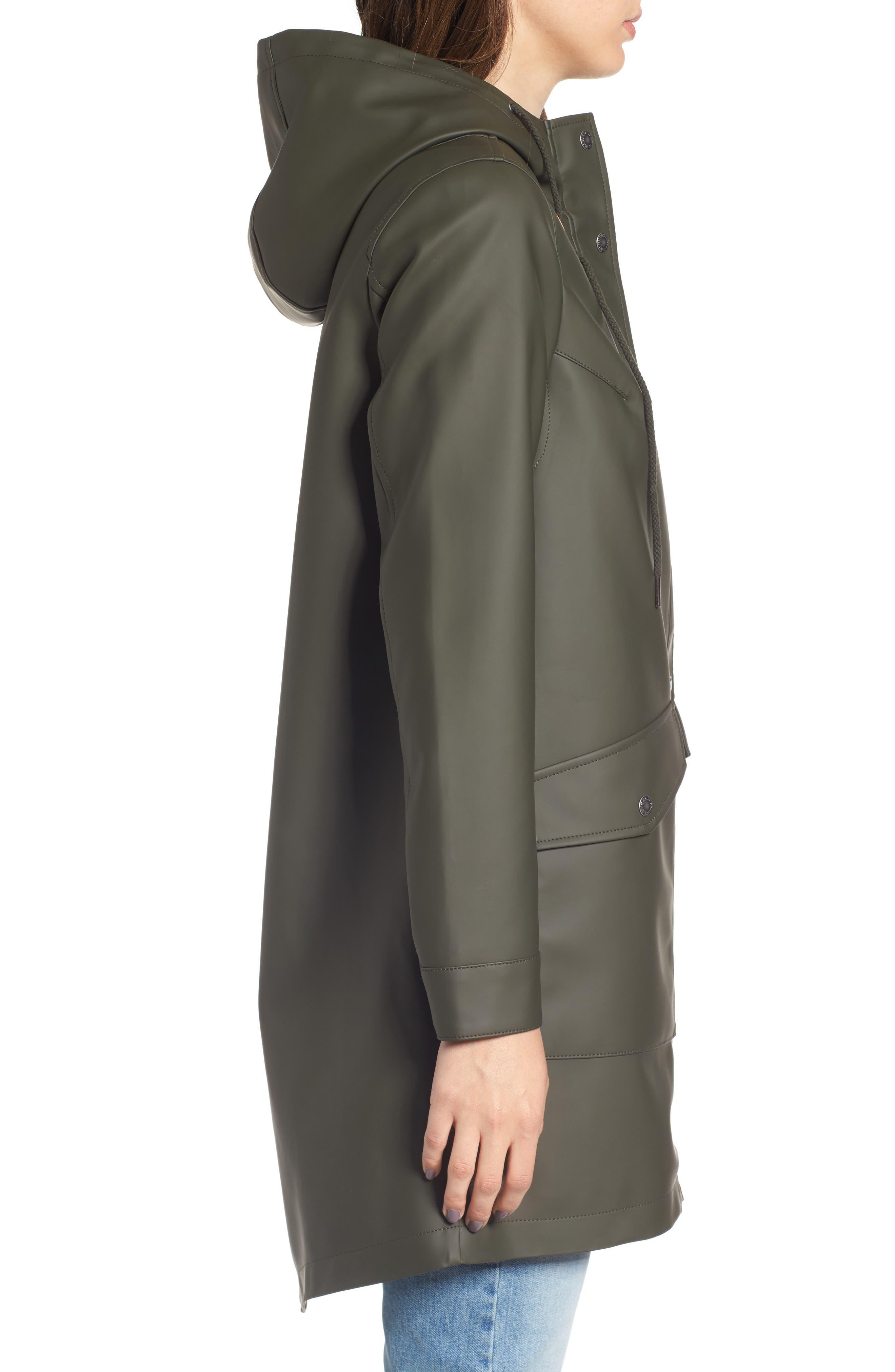Alternate Image 3  - Levi's® Rain Jacket