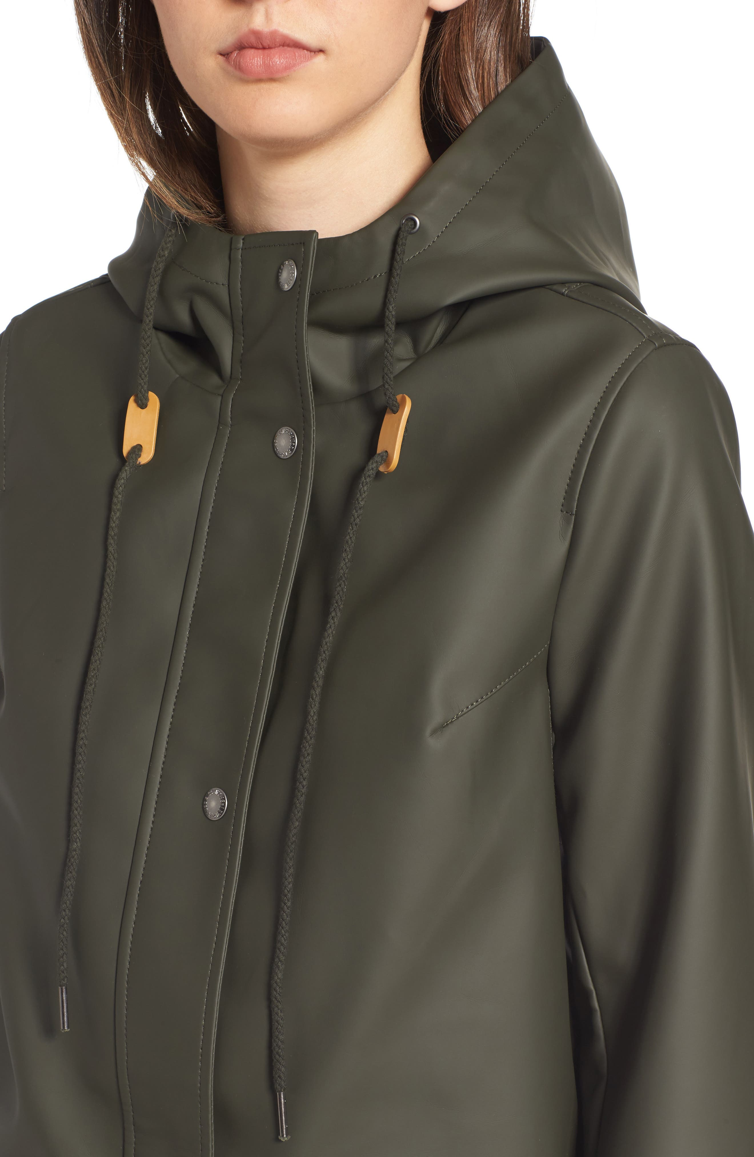 Alternate Image 4  - Levi's® Rain Jacket