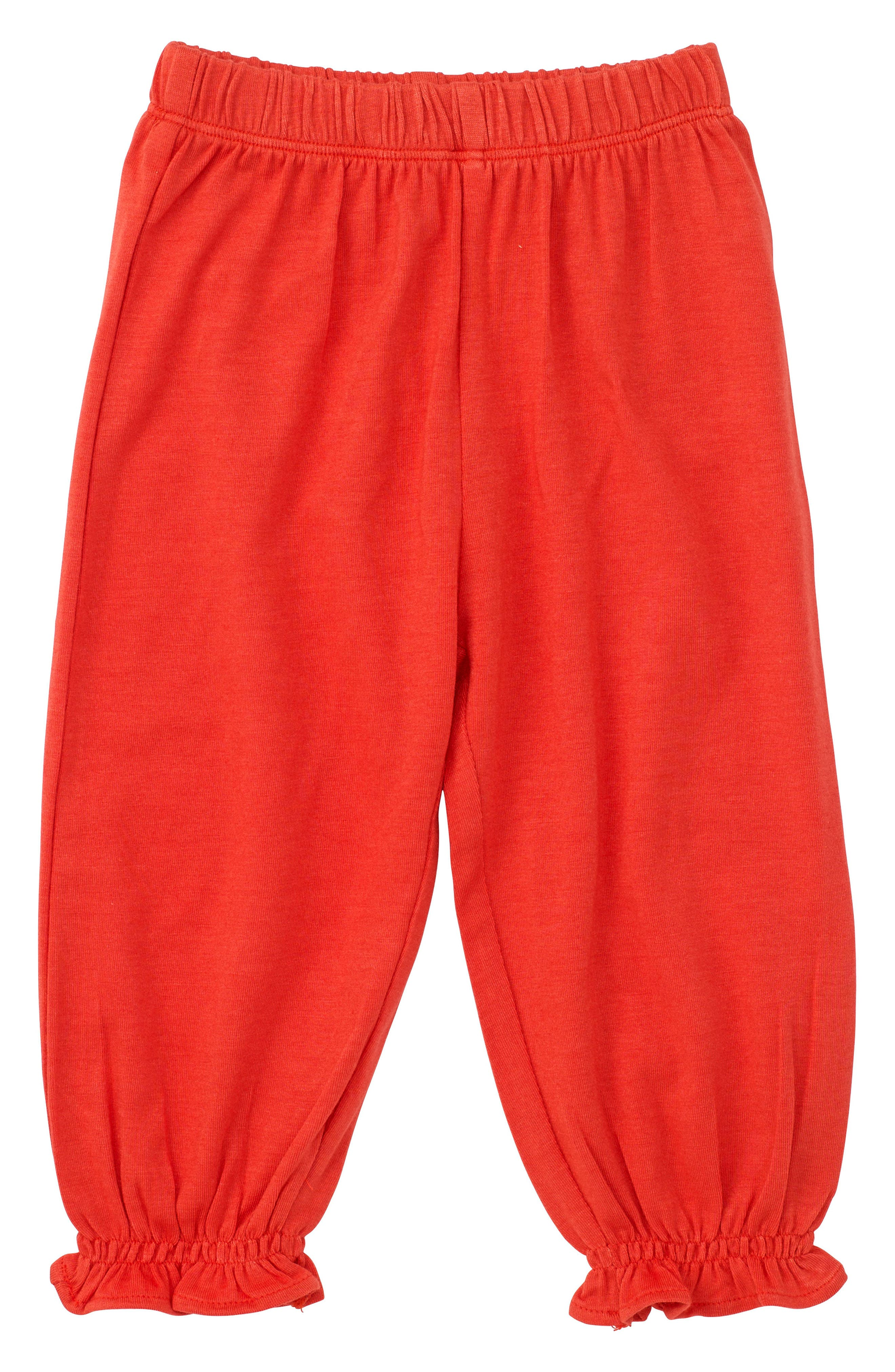 Raga Pants,                         Main,                         color, Coral