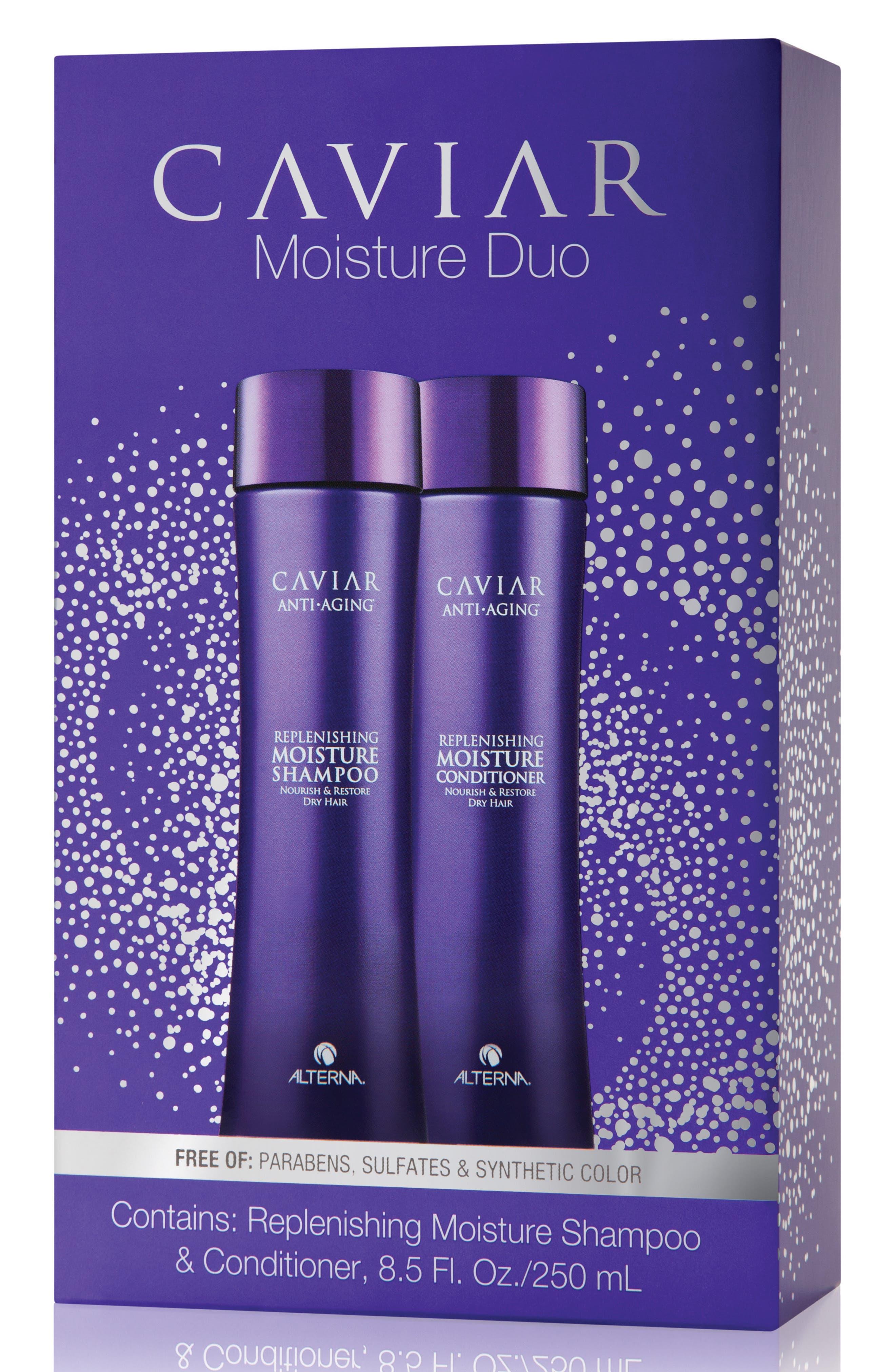 Caviar Moisture Travel Duo,                         Main,                         color, No Color