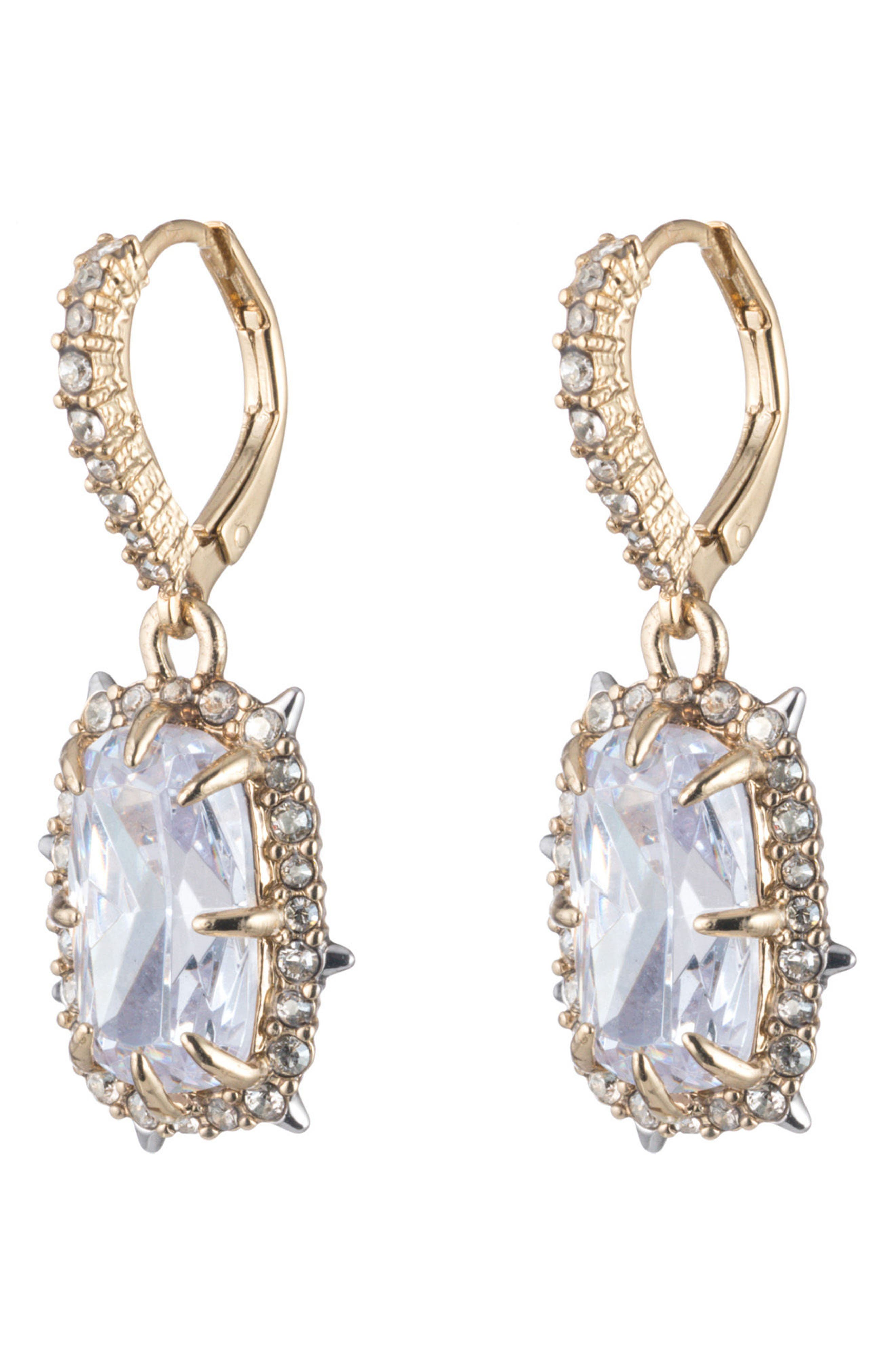 Main Image - Alexis Bittar Crystal Drop Earrings