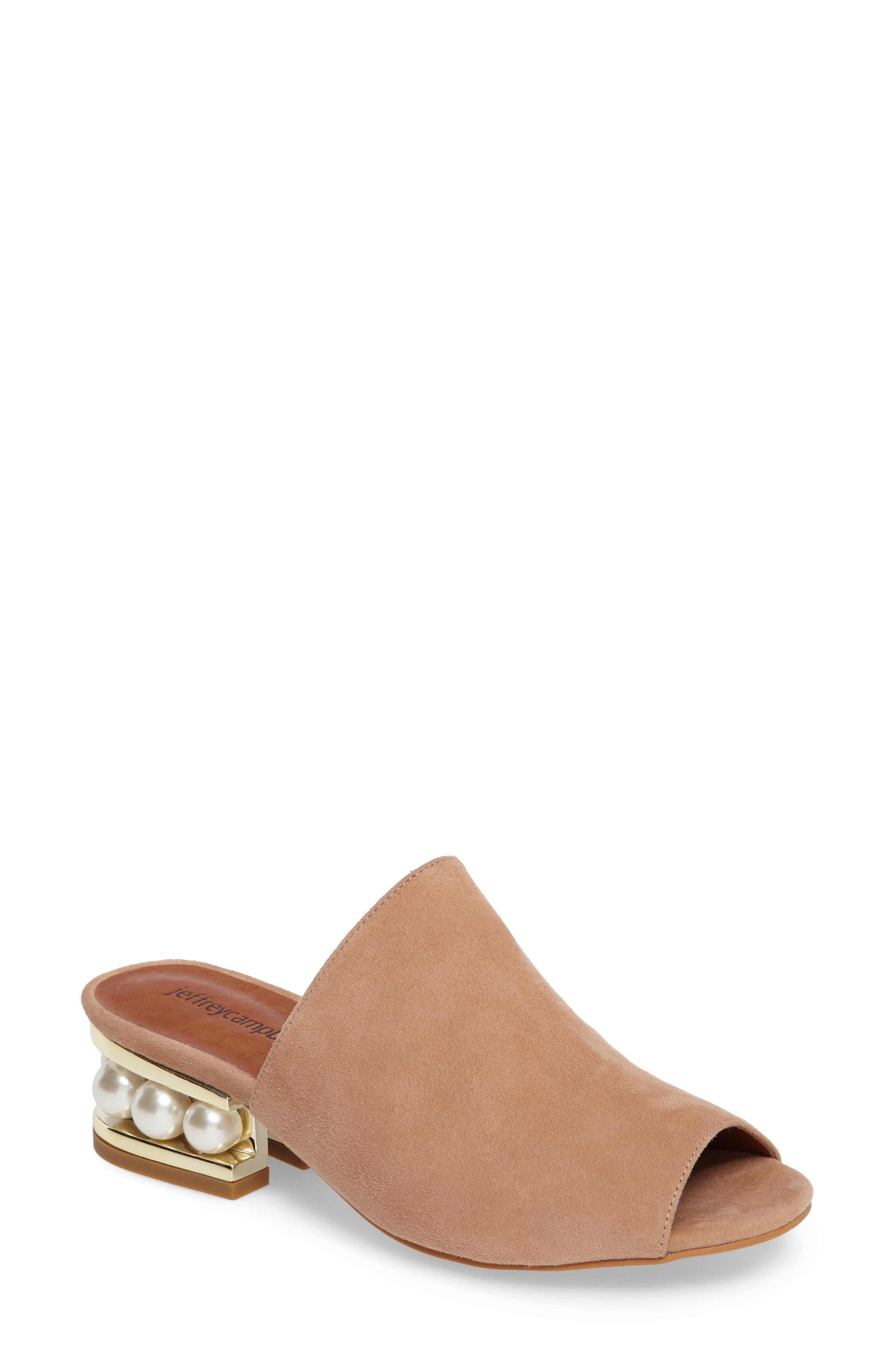 Alternate Image 1 Selected - Jeffrey Campbell Arcita Slide Sandal (Women)