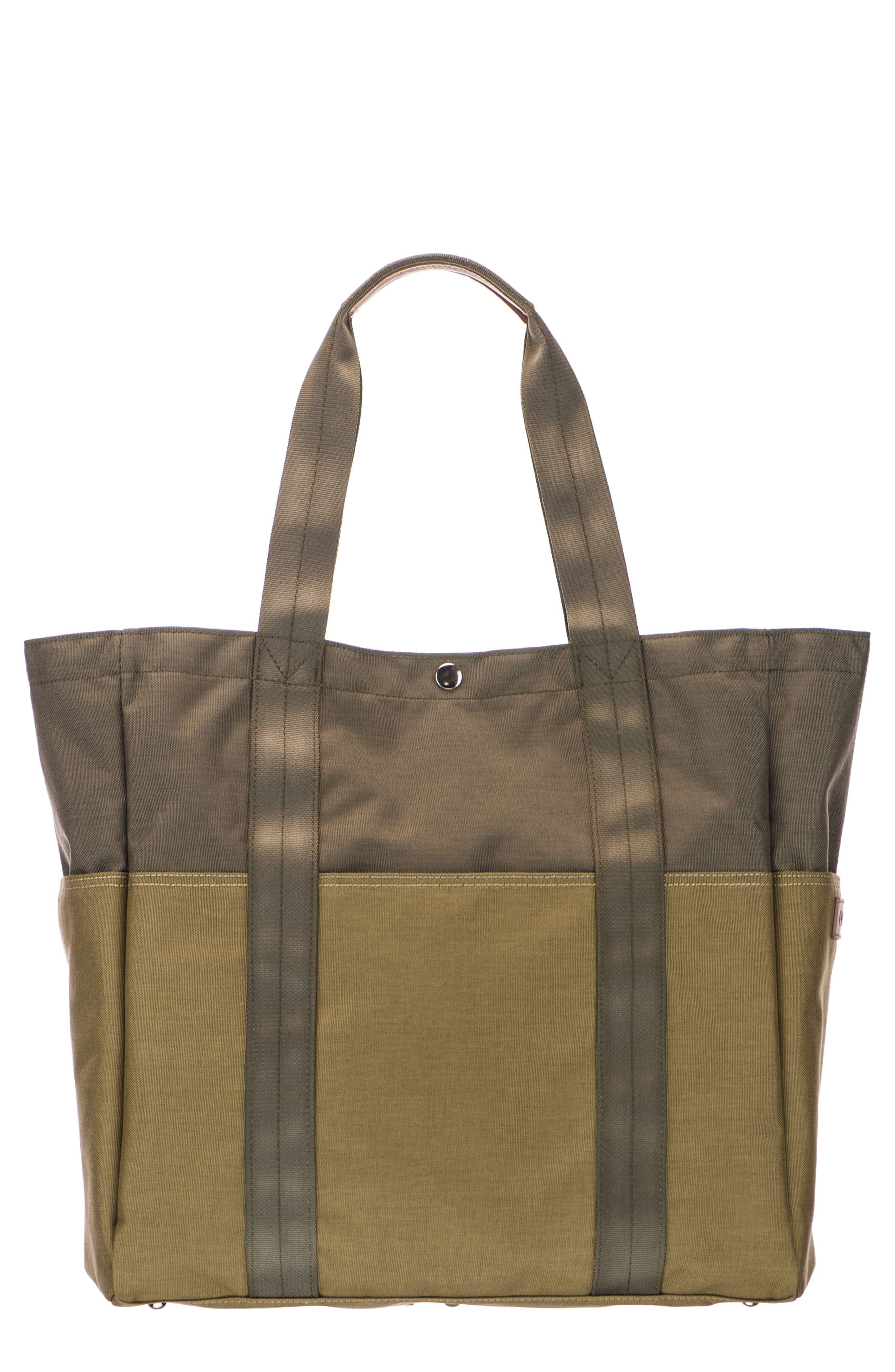 Sherpa Tote Bag,                         Main,                         color, Umber