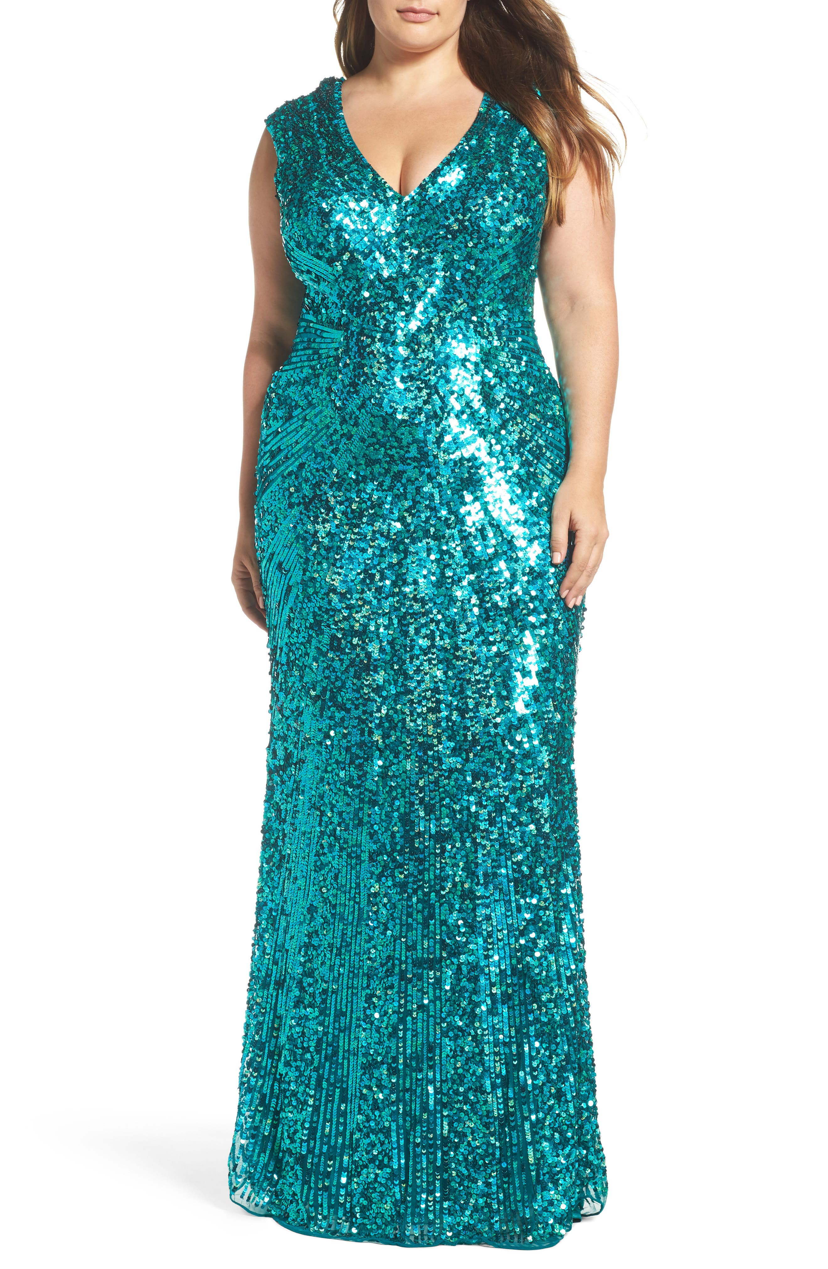 Mac Duggal Plus-Size Clothing | Nordstrom