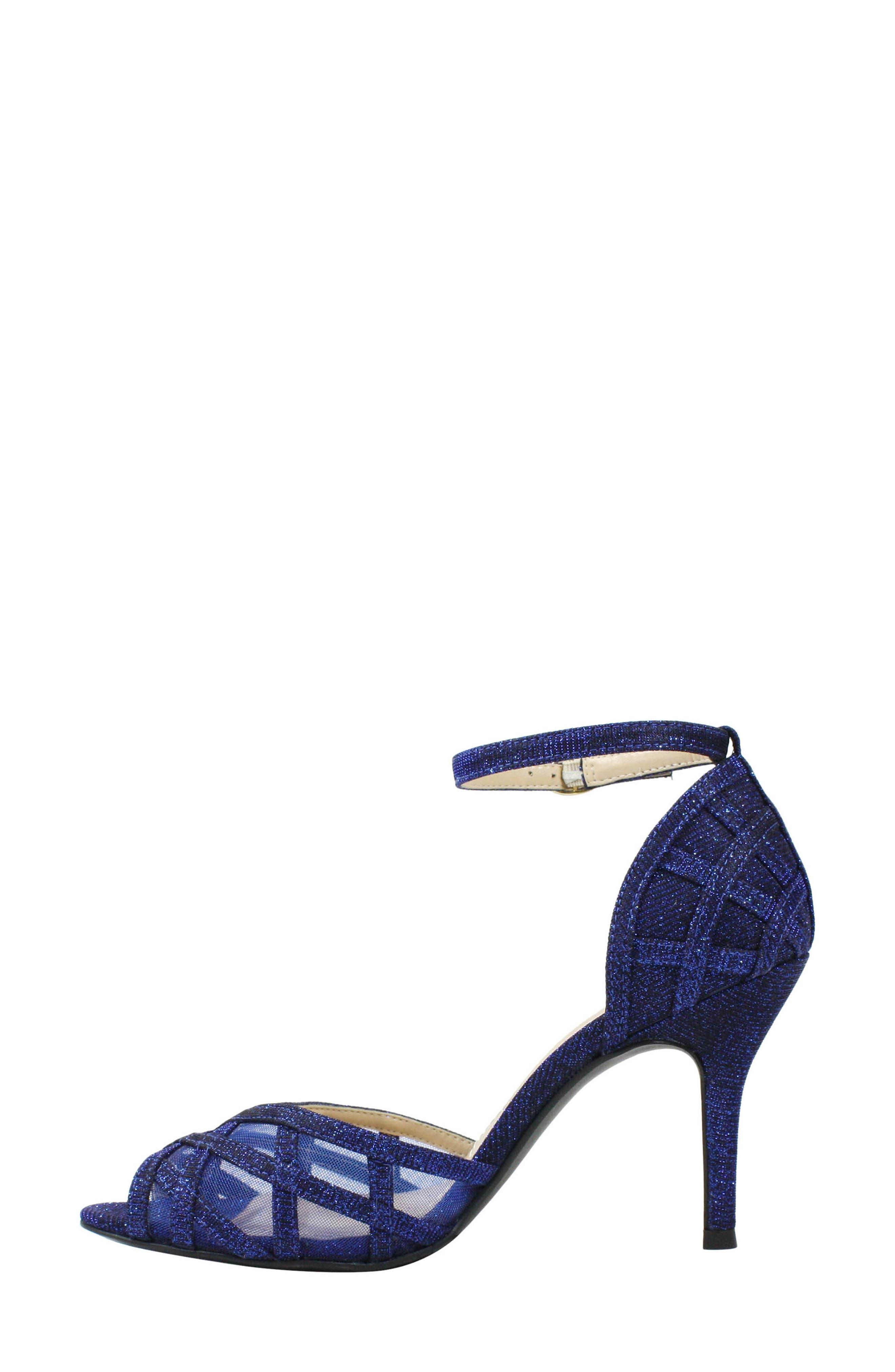 Alternate Image 2  - J. Reneé Mataro Embellished Ankle Strap Pump (Women)