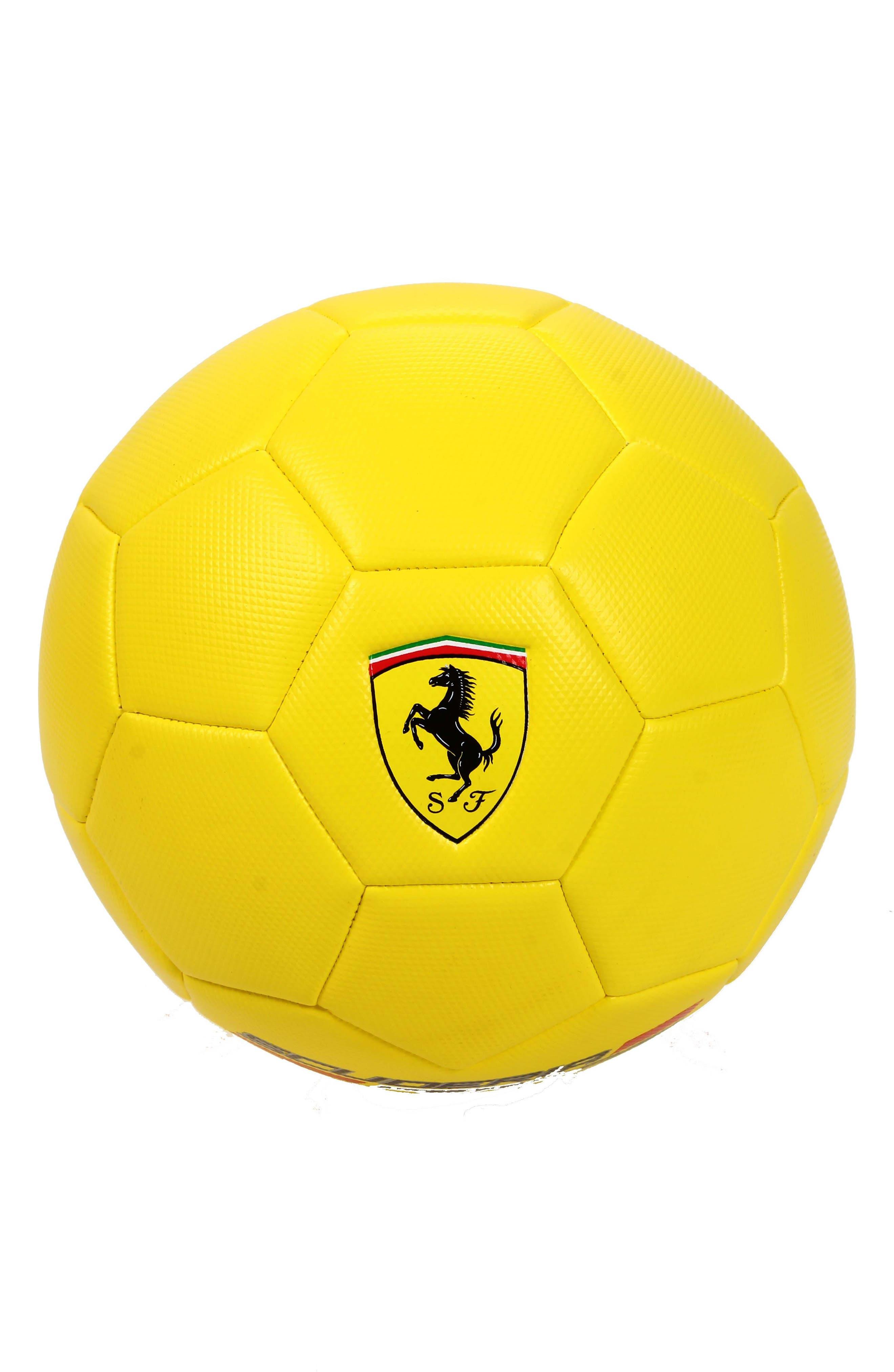 Ferrari Size 5 Soccer Ball