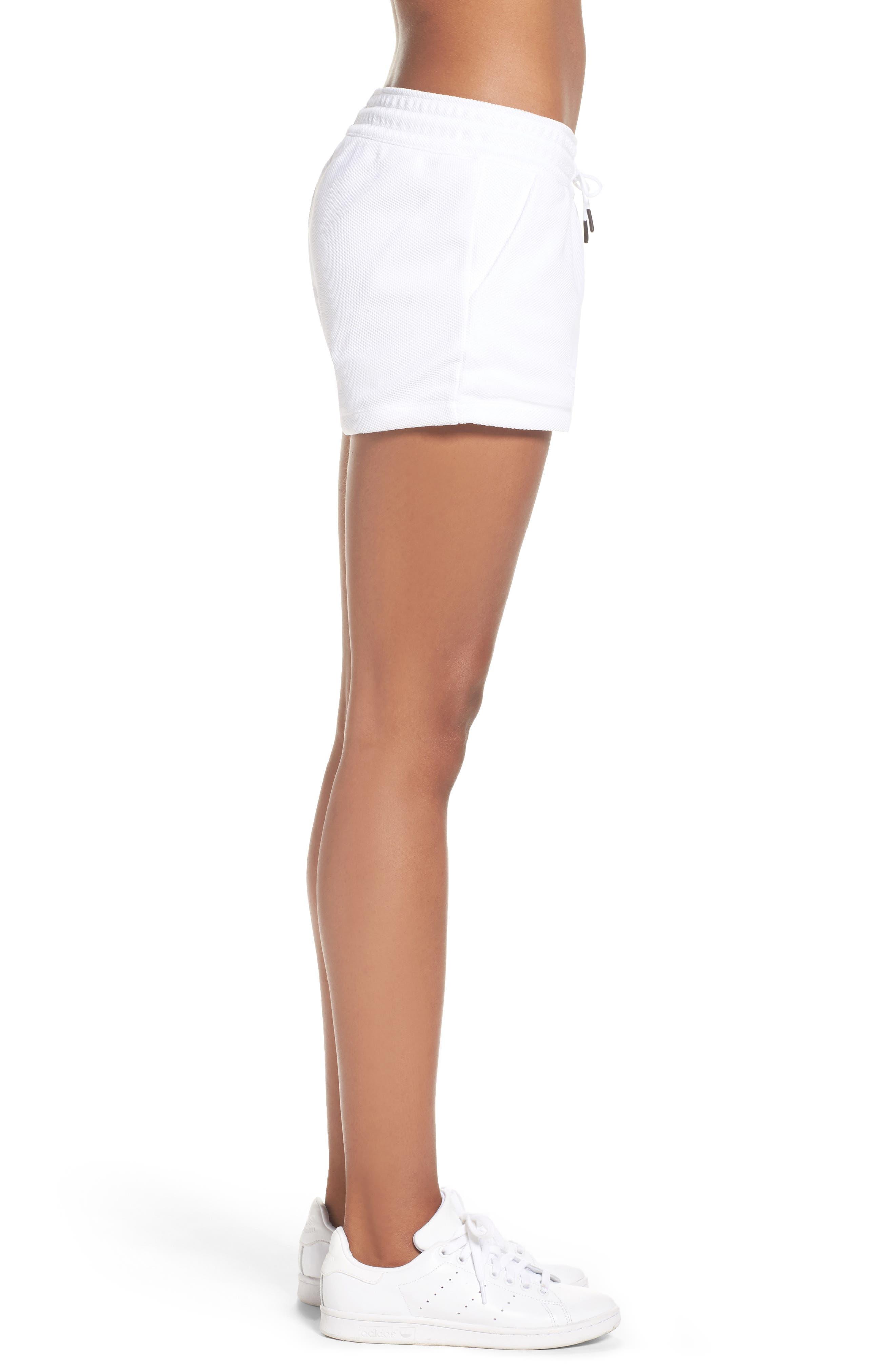 Alternate Image 3  - adidas Originals EQT Piqué Shorts