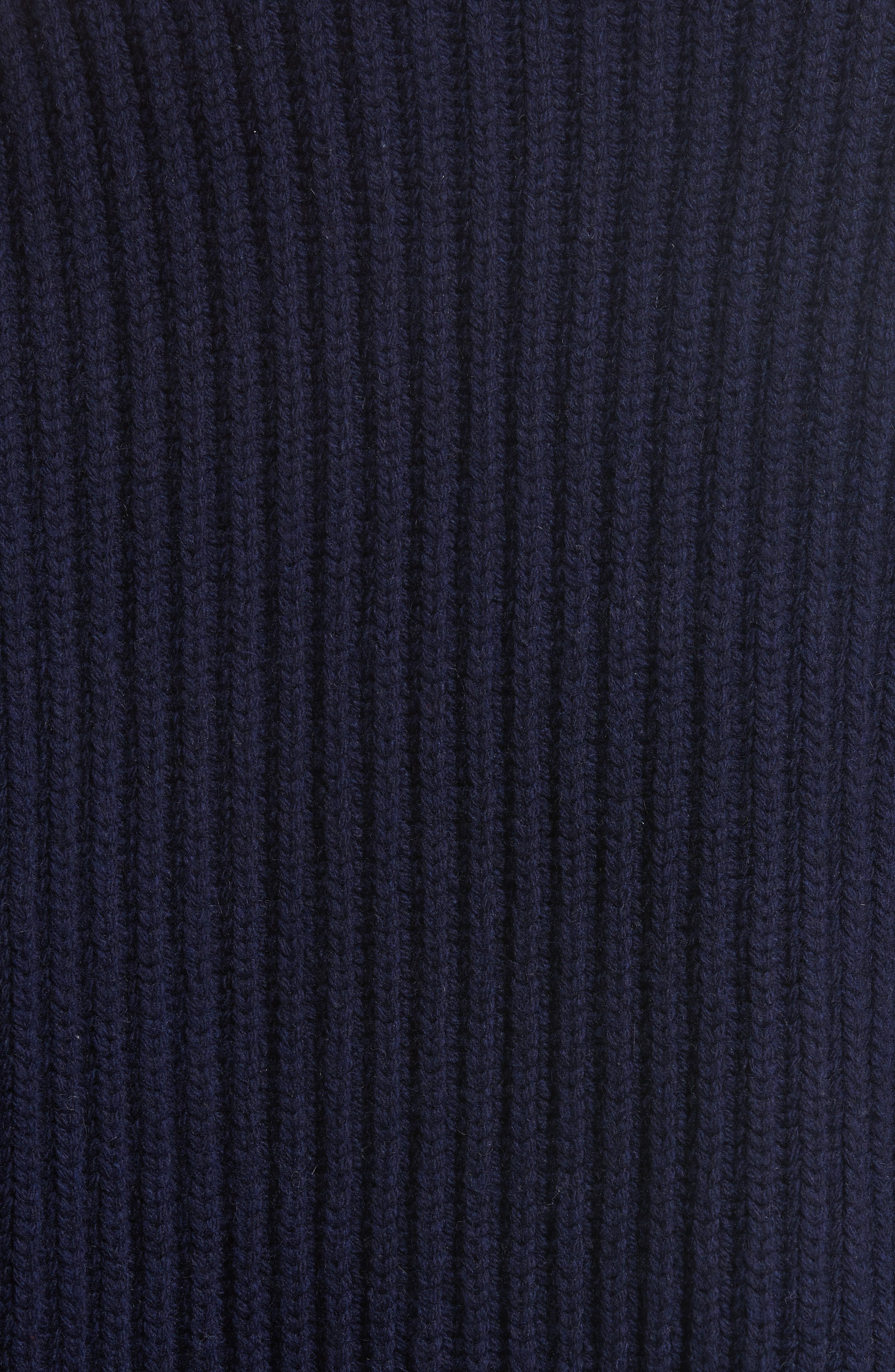 Alternate Image 3  - Sofie D'Hoore Crop Wool Sweater