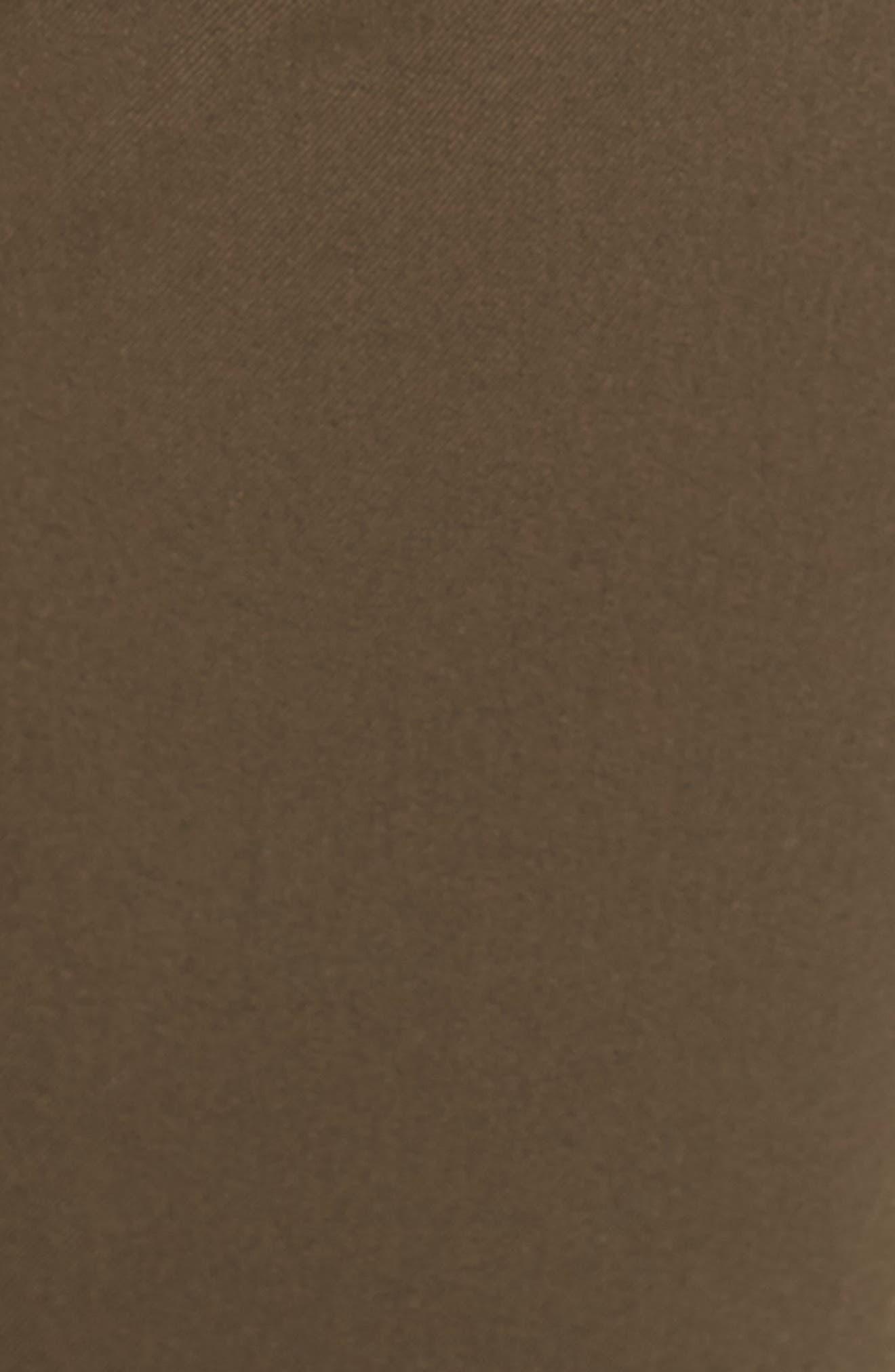 Alternate Image 5  - Veronica Beard Adelaide Zipper Detail Crop Pants