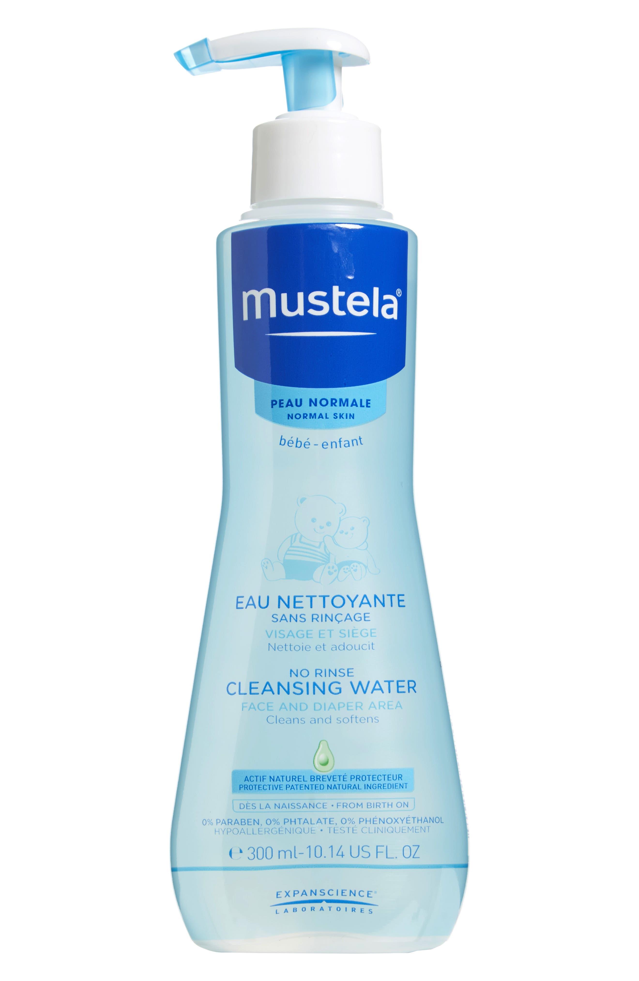 Mustela® No-Rinse Cleansing Water