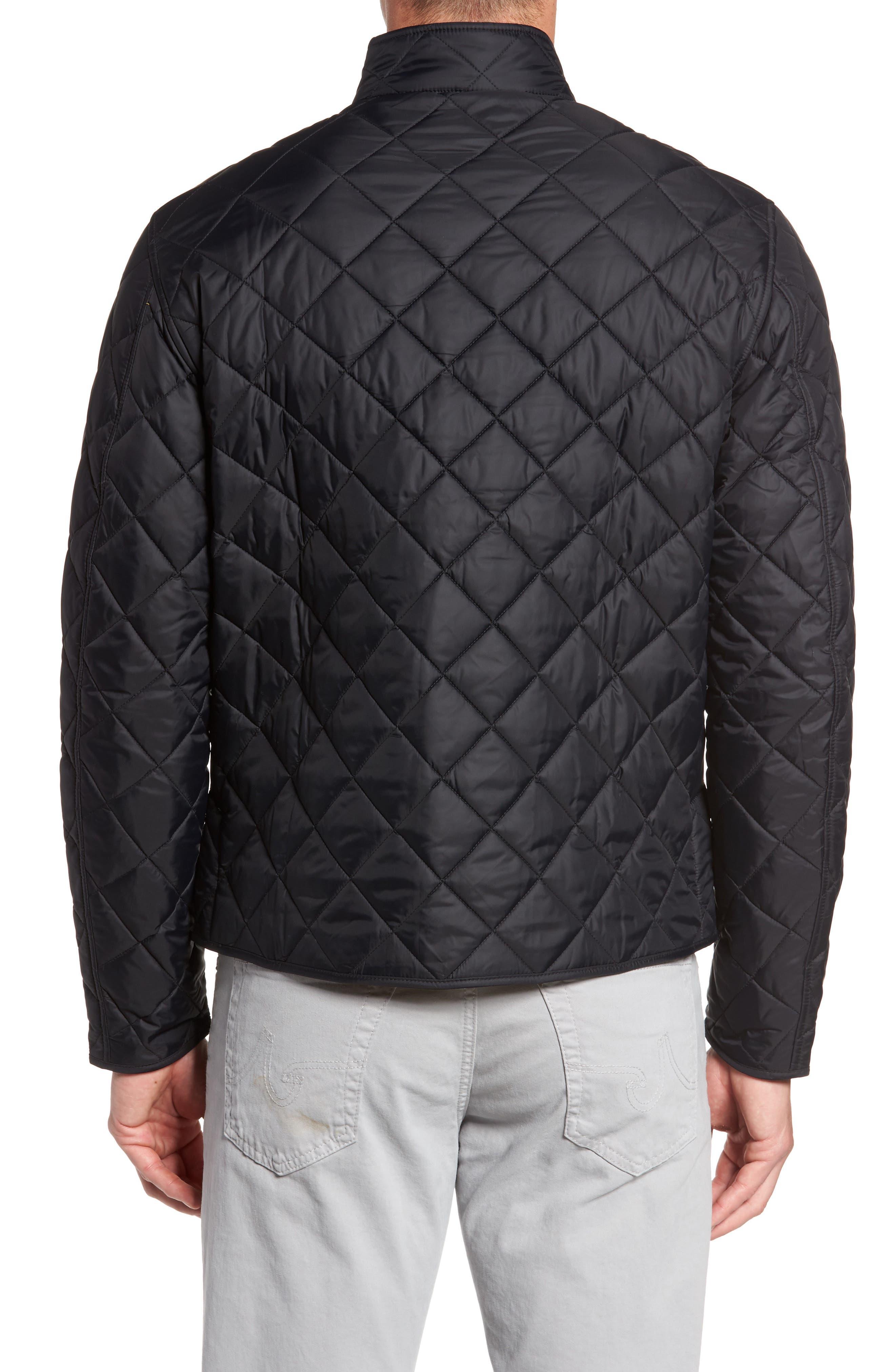 Alternate Image 2  - Barbour Pod Slim Fit Water Resistant Quilted Jacket