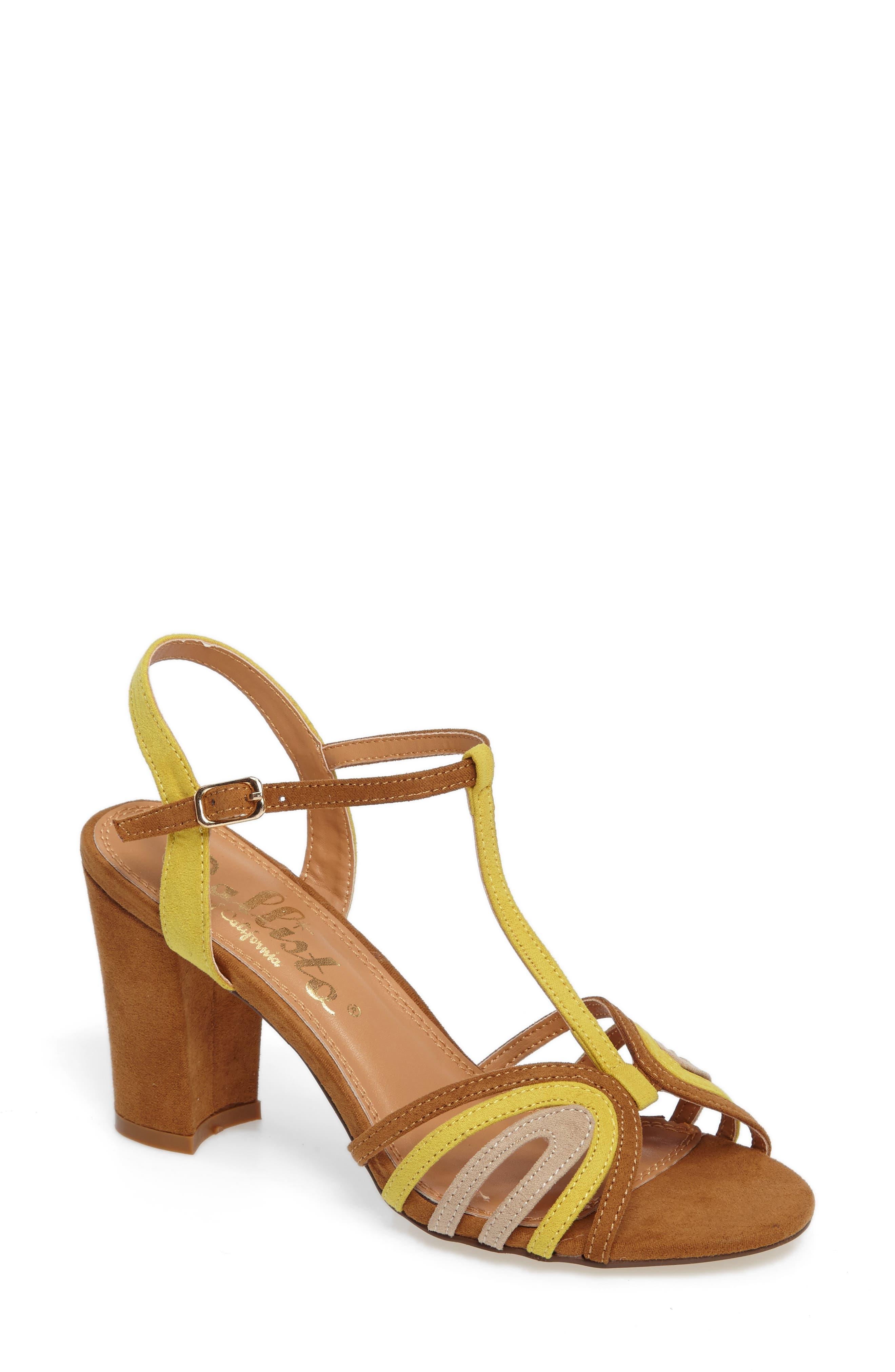 Callisto Carma T-Strap Sandal (Women)