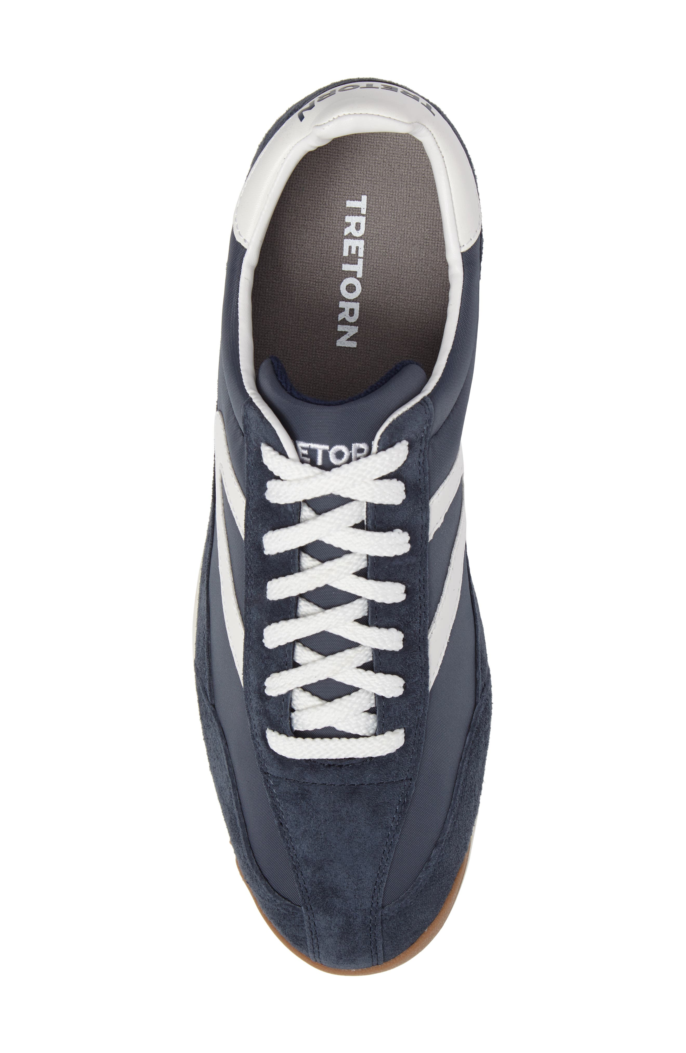 Rawlins 3 Sneaker,                             Alternate thumbnail 5, color,                             Blue/ Blue/ White