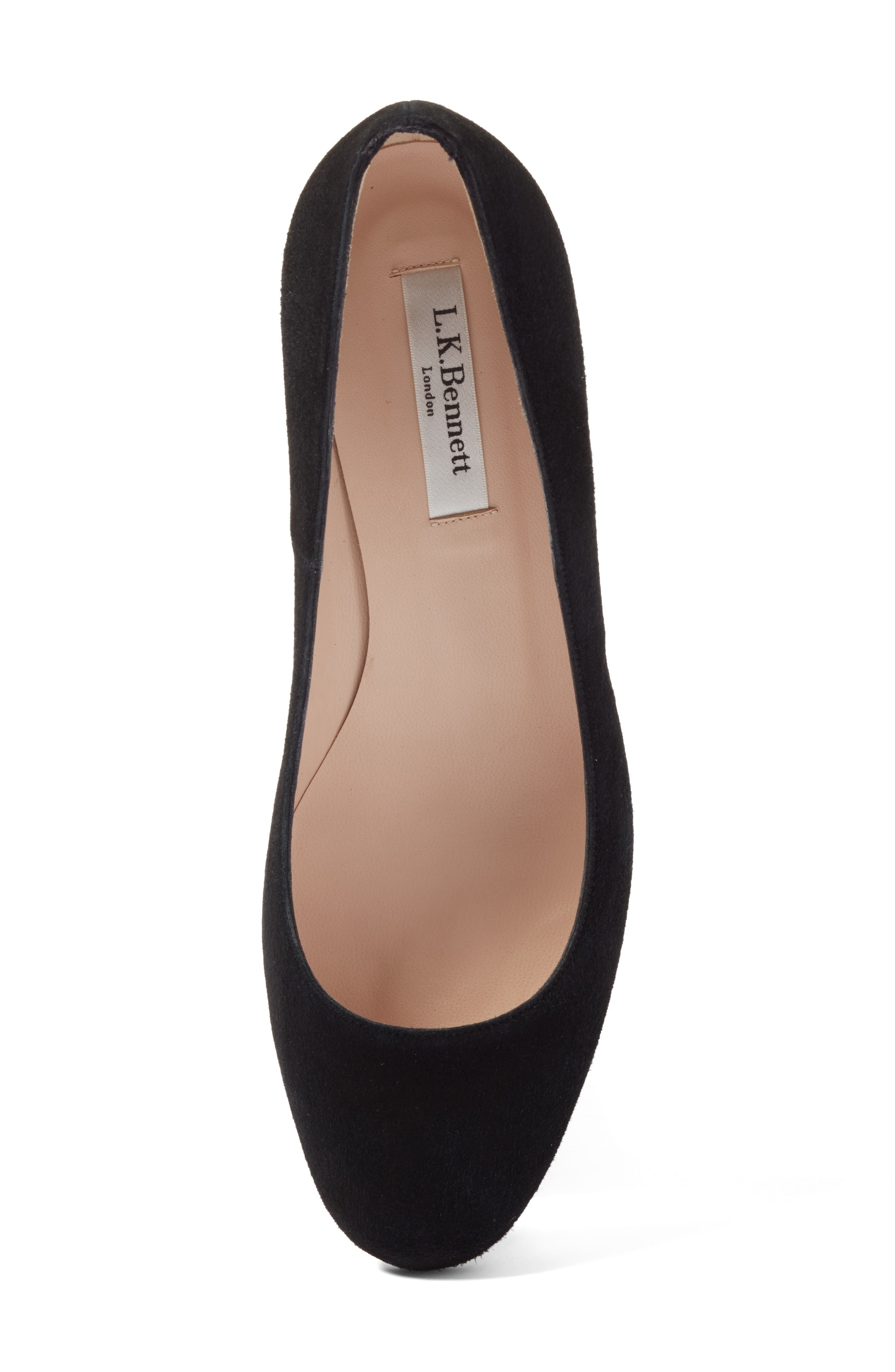 Alternate Image 5  - L.K. Bennett Maisy Embellished Heel Pump (Women)