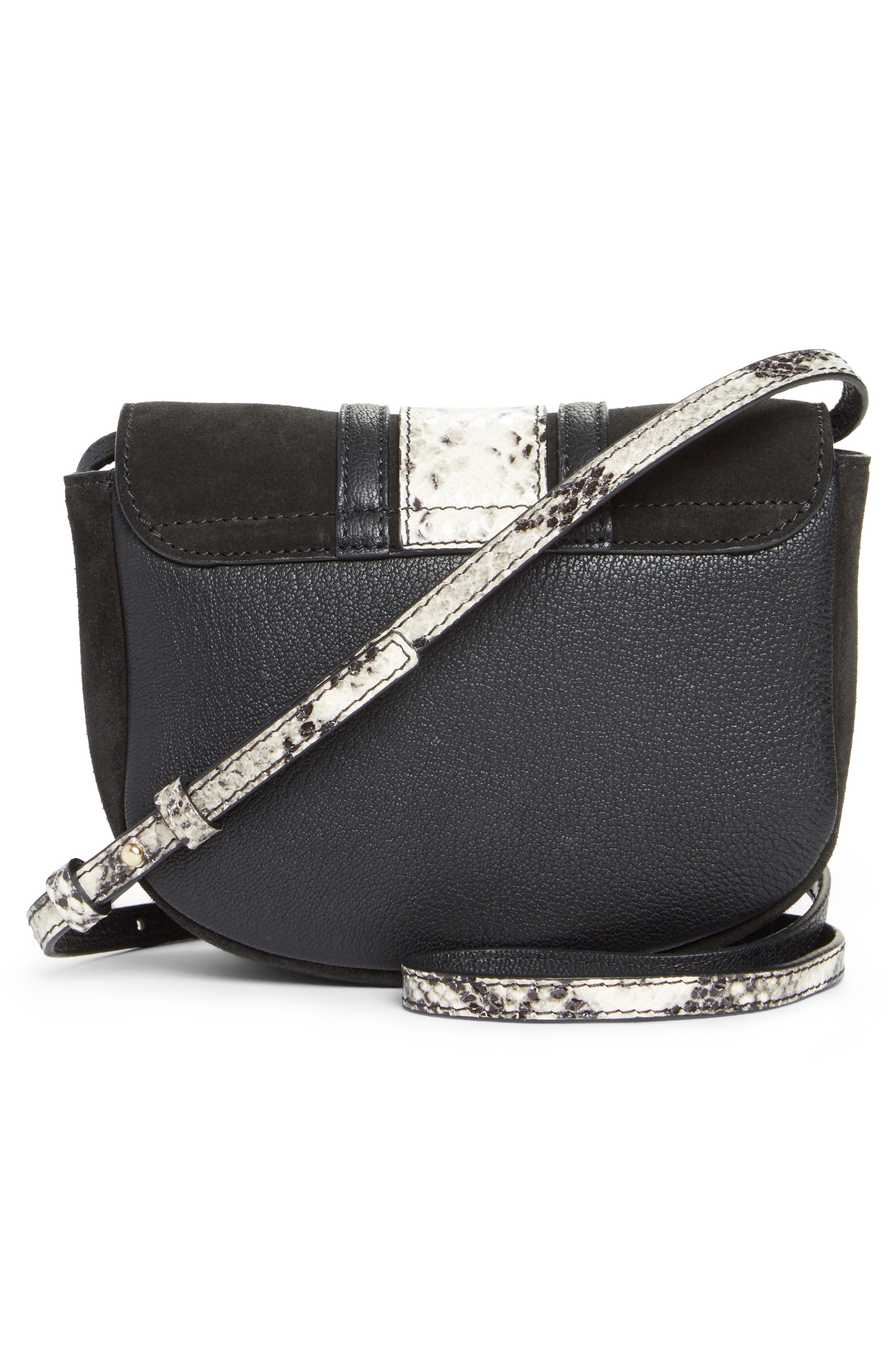 Alternate Image 3  - See by Chloé Mini Hana Leather Crossbody Bag