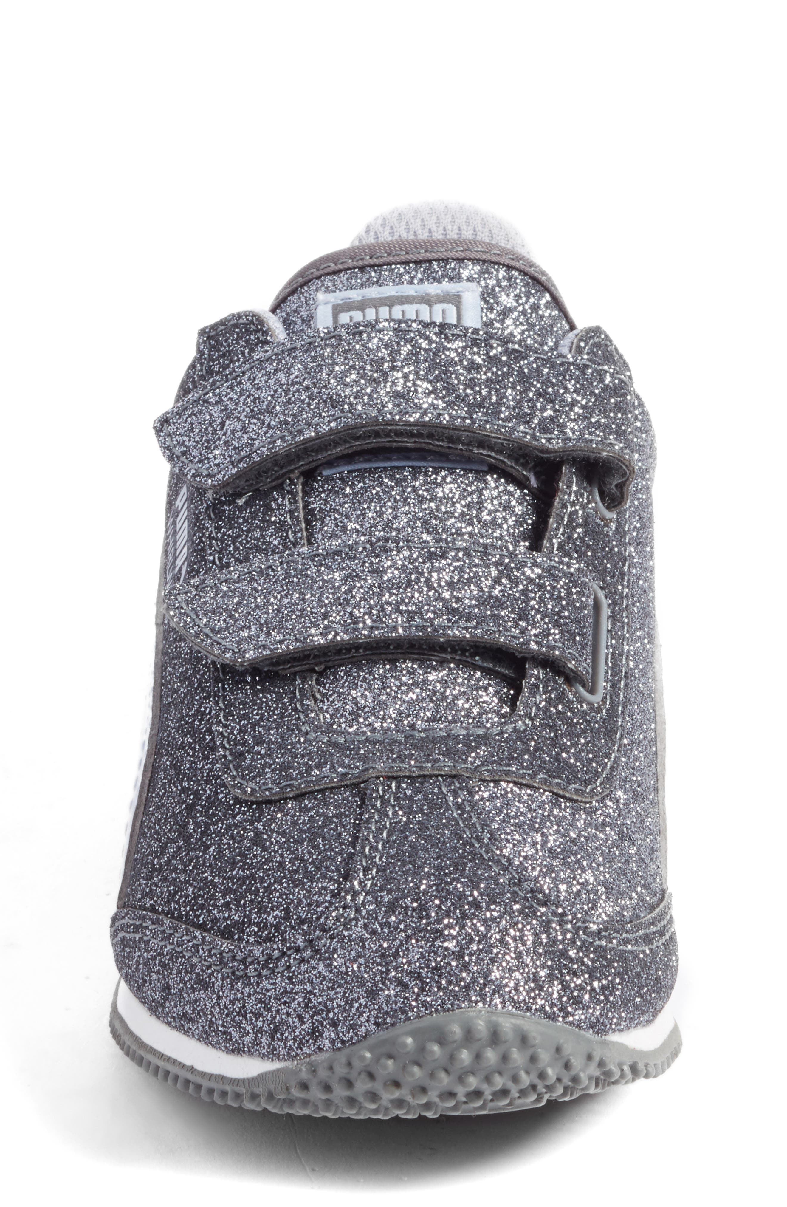Alternate Image 4  - PUMA Whirlwind Glitz Sneaker (Toddler, Little Kid & Big Kid)