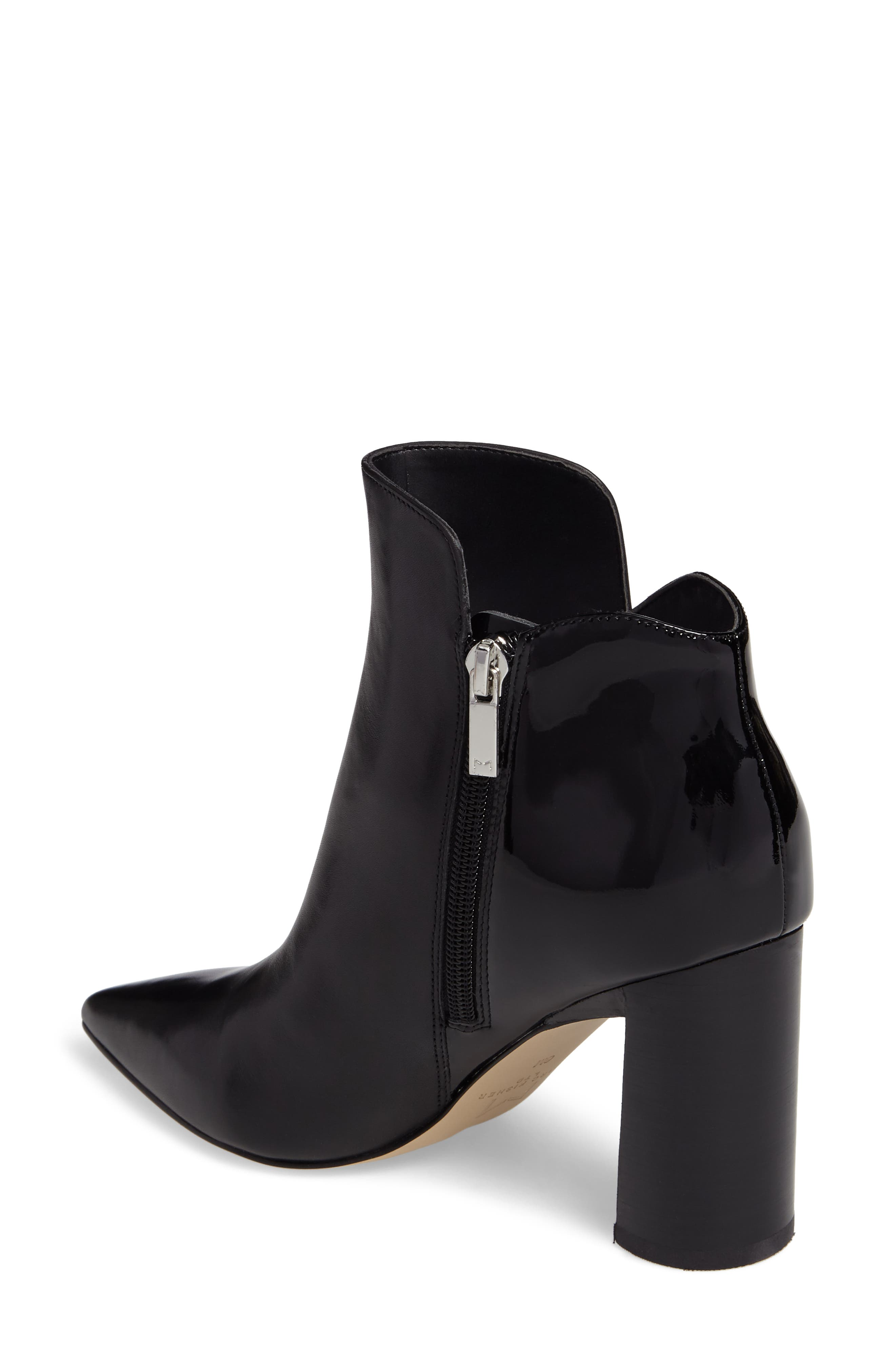 Alternate Image 2  - Marc Fisher LTD Harper Pointy Toe Bootie (Women)
