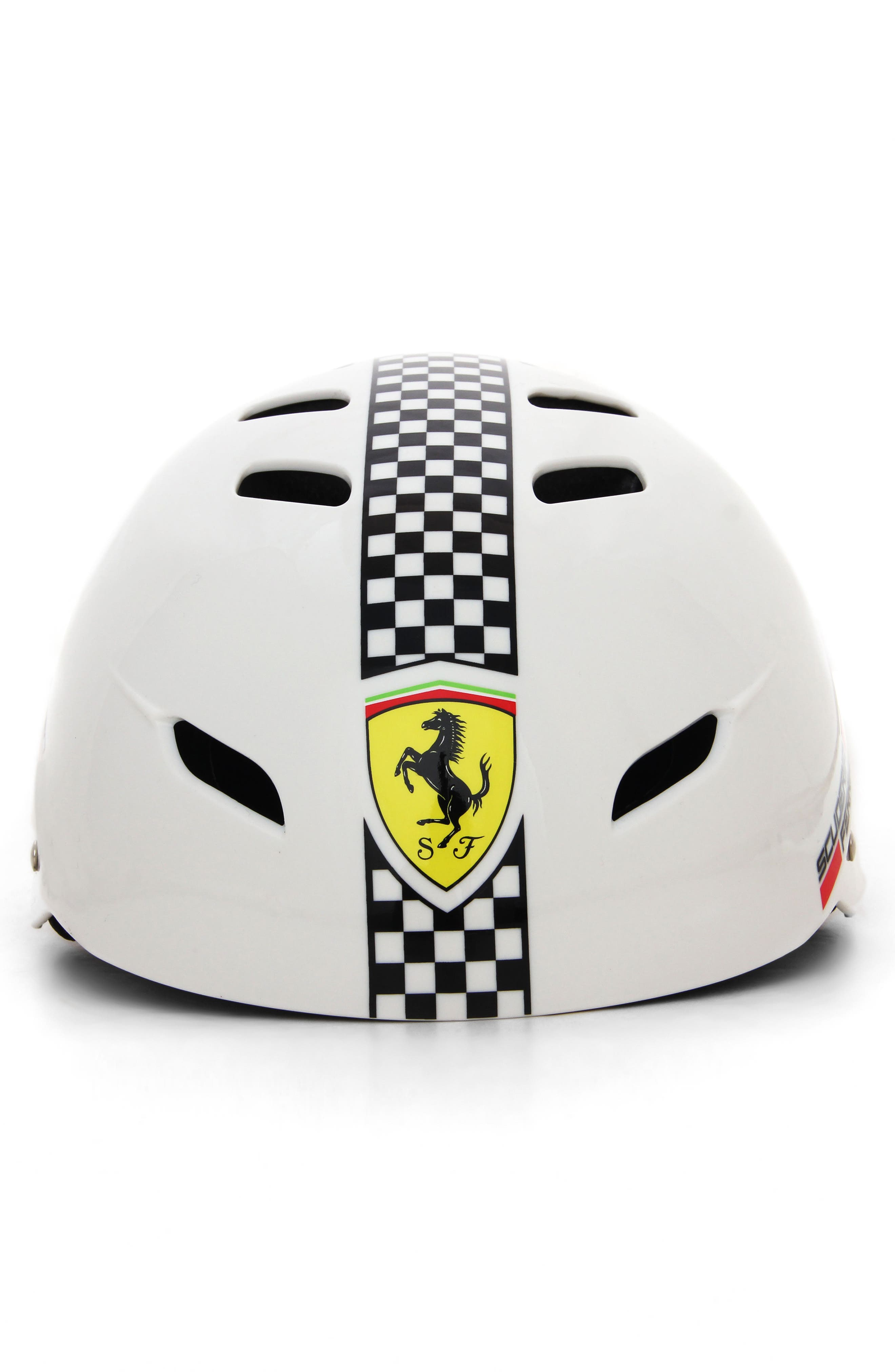 Ferrari F1 Racing Helmet (Kids)