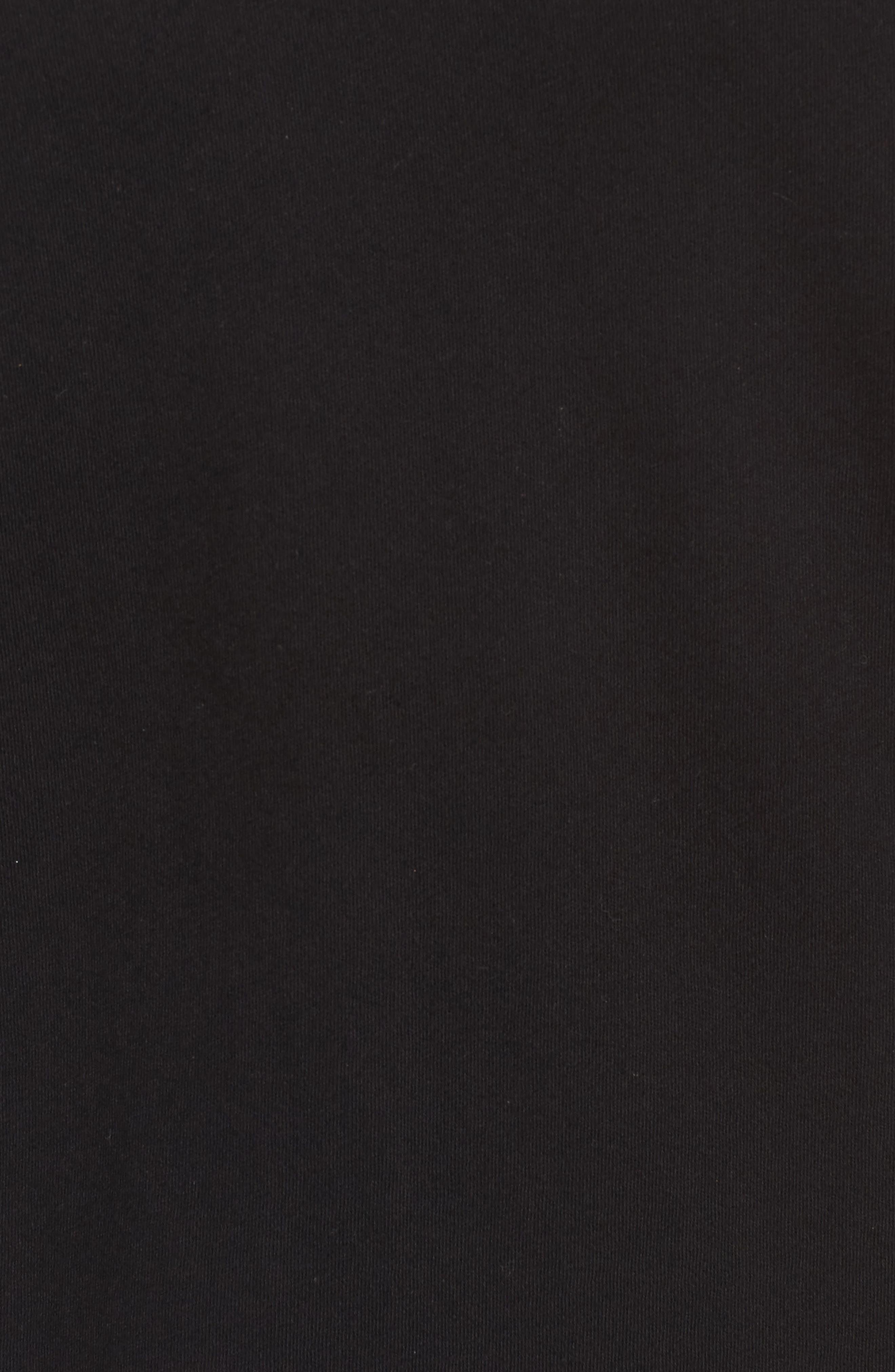 Azul Dress,                             Alternate thumbnail 5, color,                             Black Cat