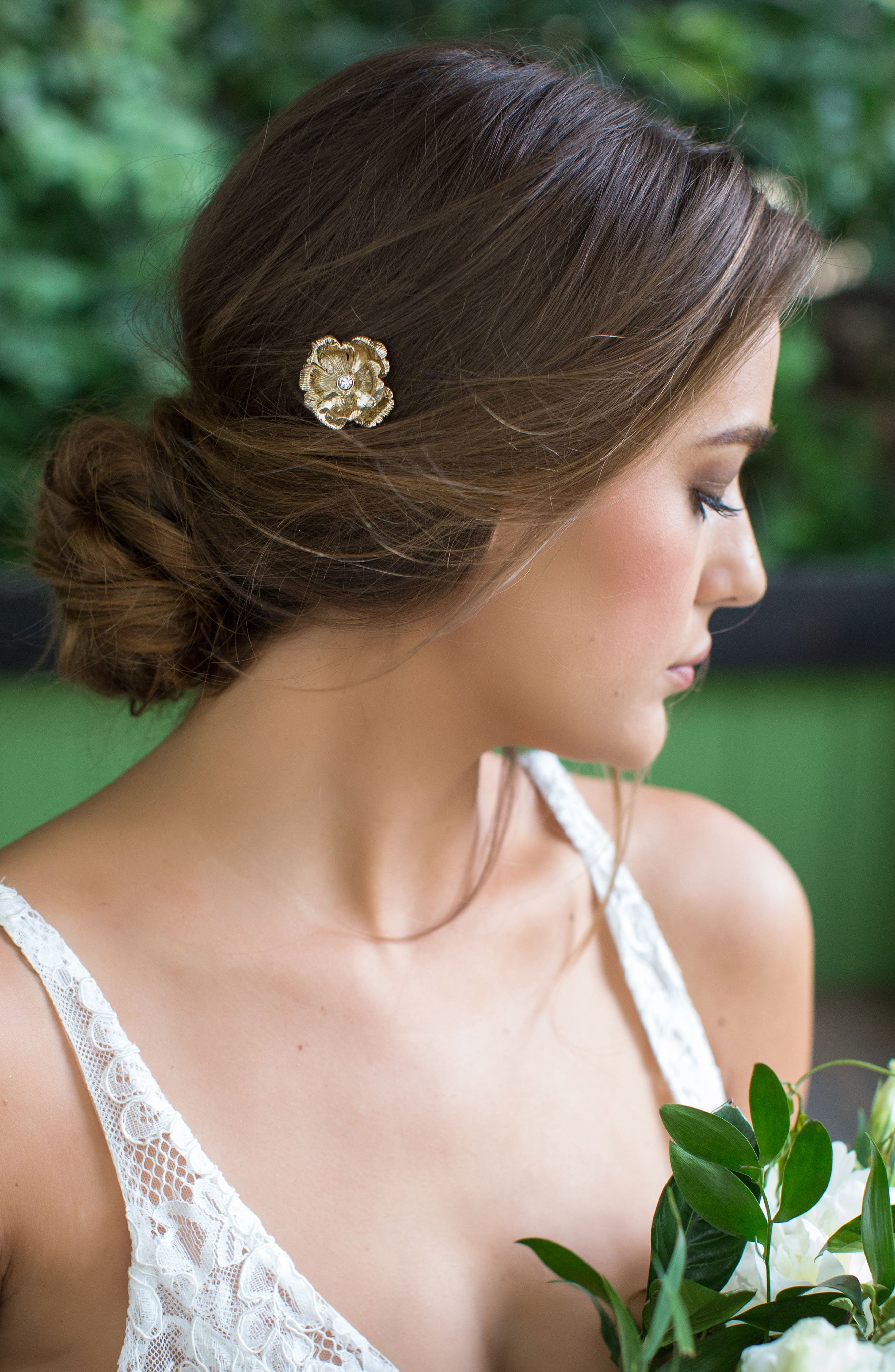 Alternate Image 2  - Brides & Hairpins Renata Pin